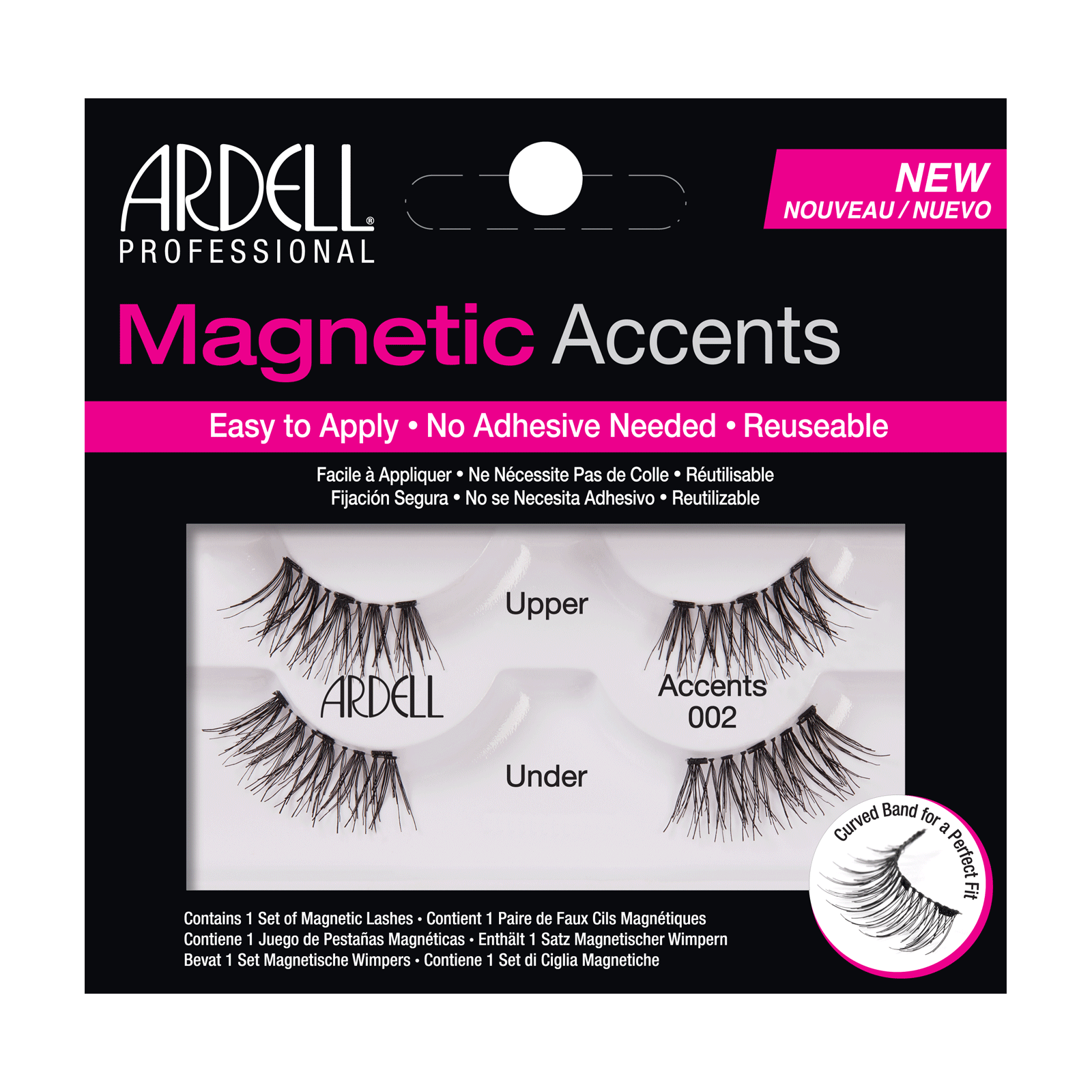 Magnetic Accent Demi Wispies