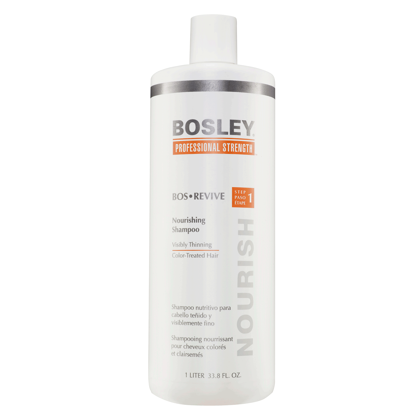 BosRevive Nourishing Shampoo for Color-Treated Hair