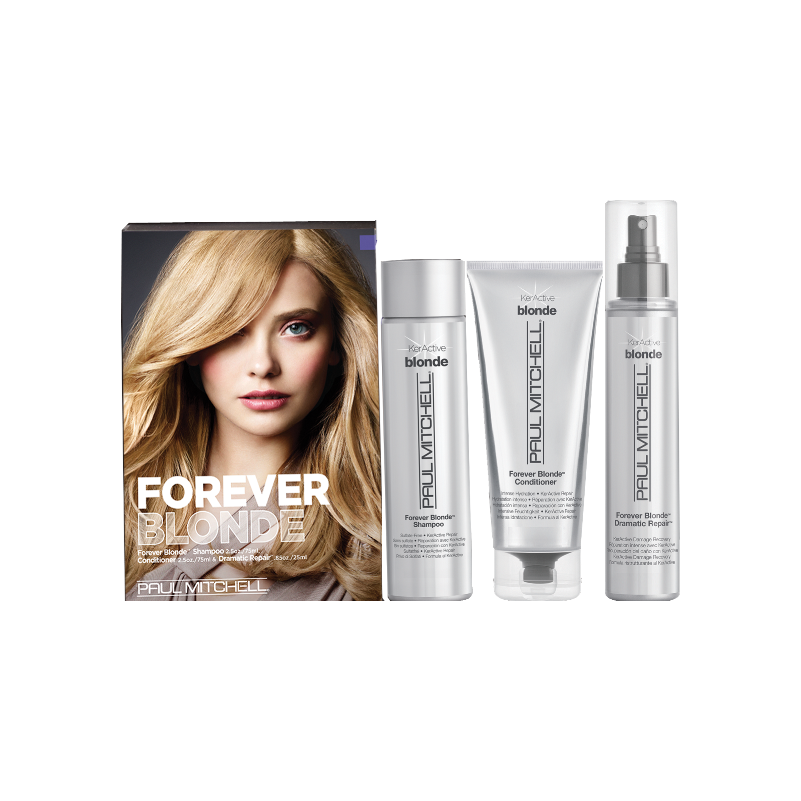 Forever Blonde Take Home Kit  2013