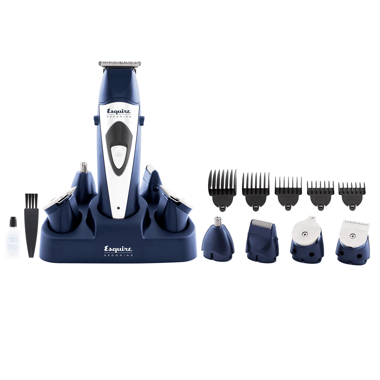 Esquire Trimmer/Grooming Set - 5 piece