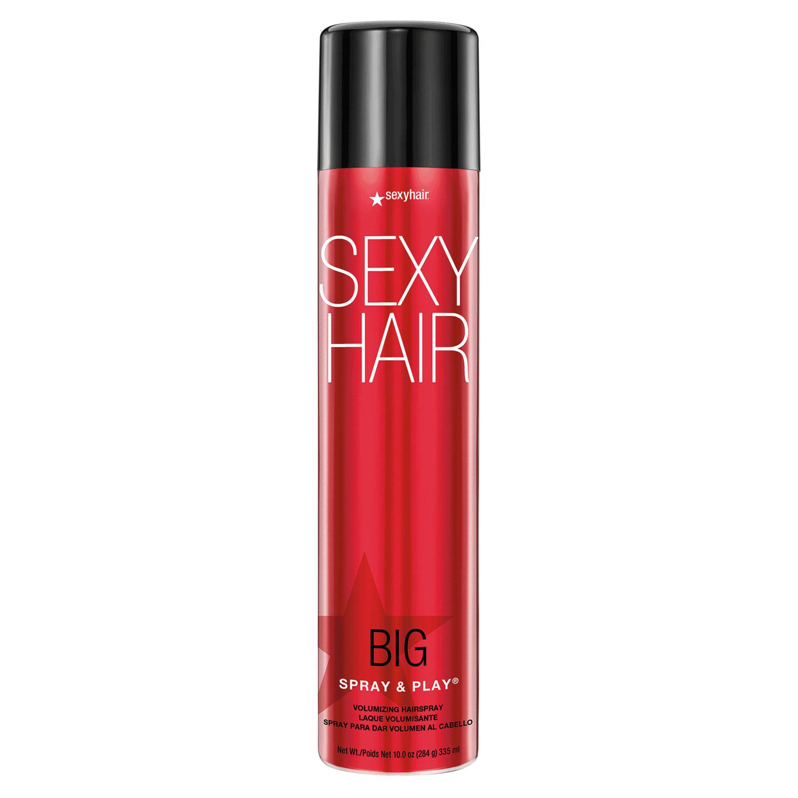 Big sexy hair spray play root pump powder play lite sexy hair concepts cosmoprof - Alternative uses of hairspray ...