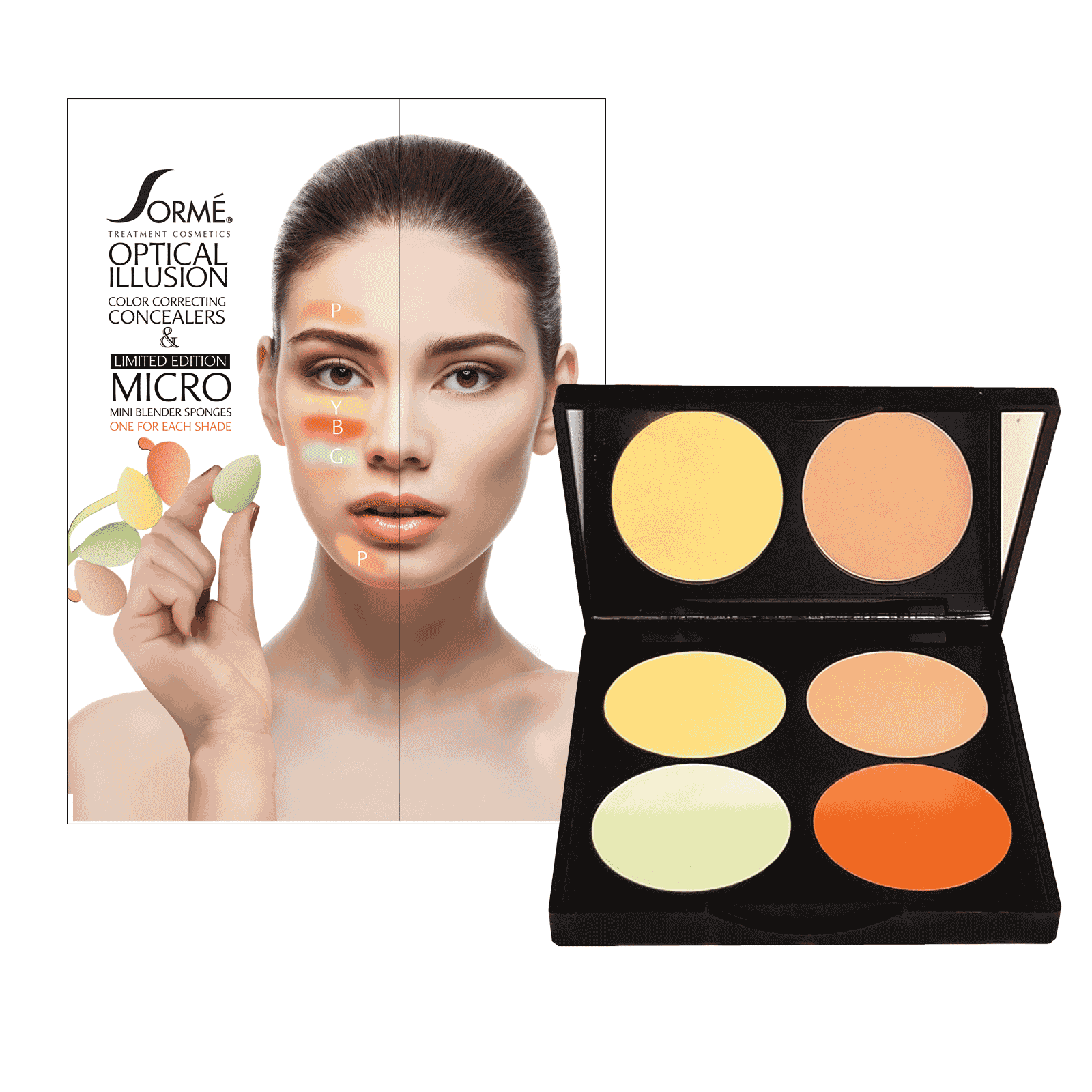 Color Correcting Concealers