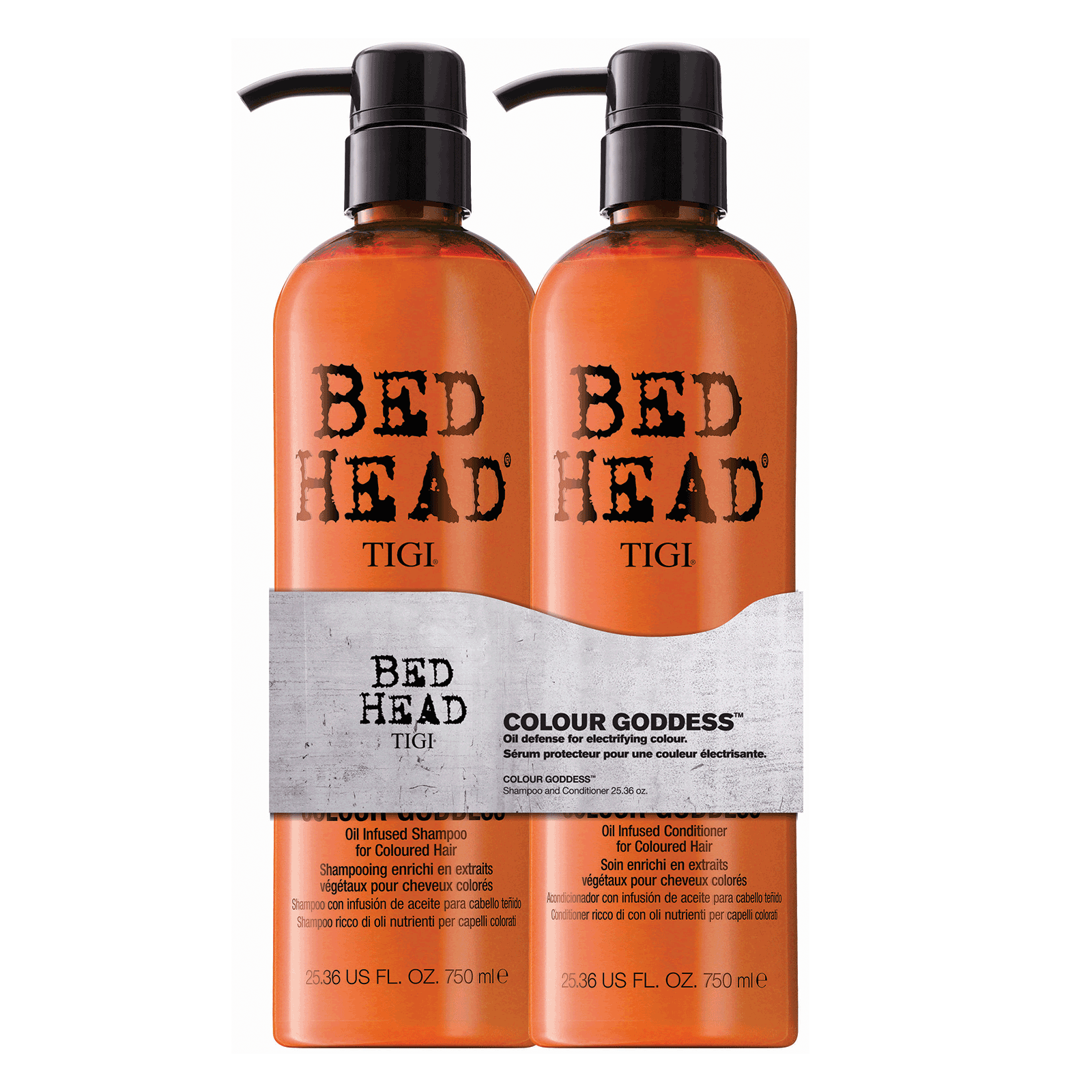 Bed Head Colour Goddess Duo Tigi Cosmoprof