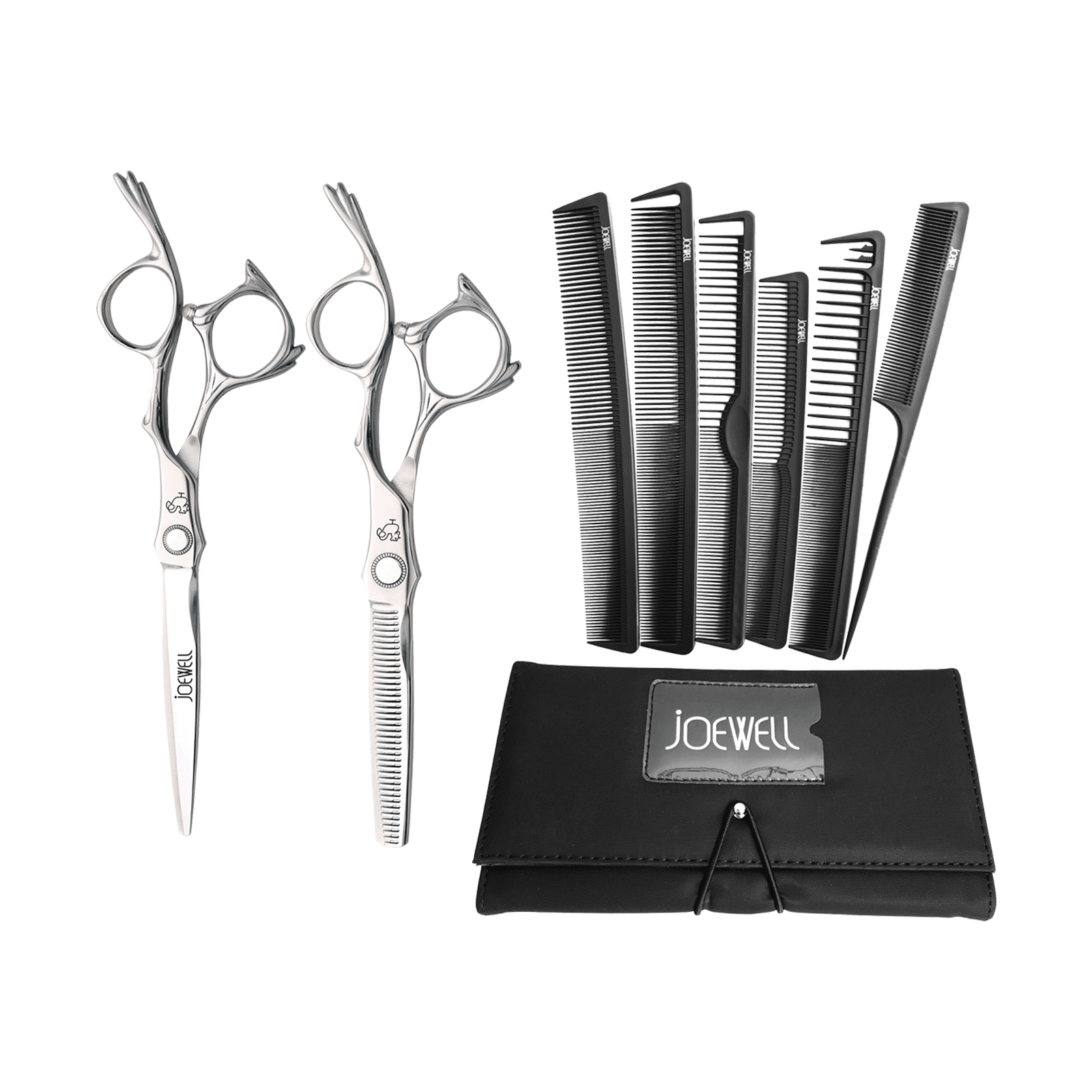 GXR Shear & Thinner Combo with Combs