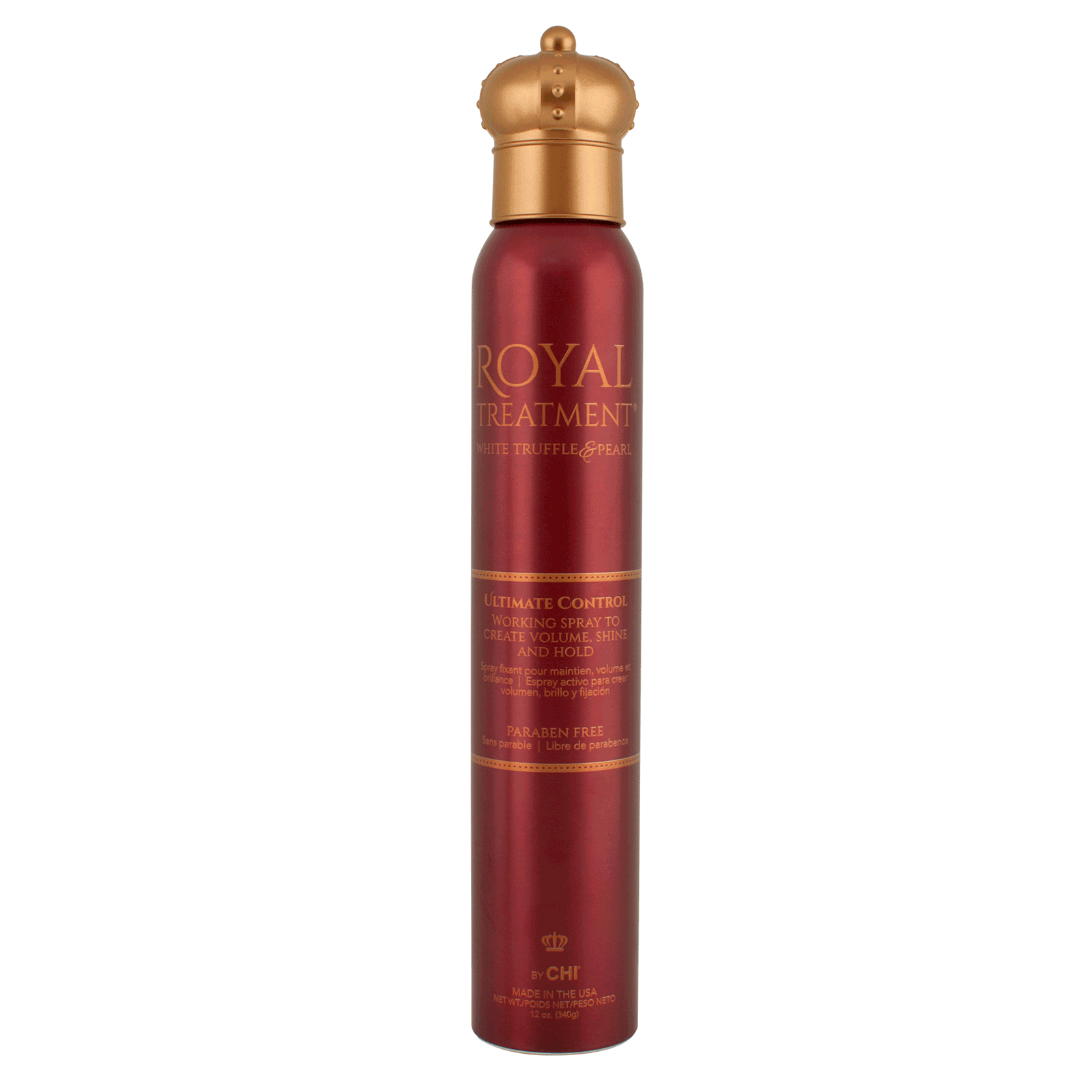 Royal Treatment Ultimate Control Hairspray