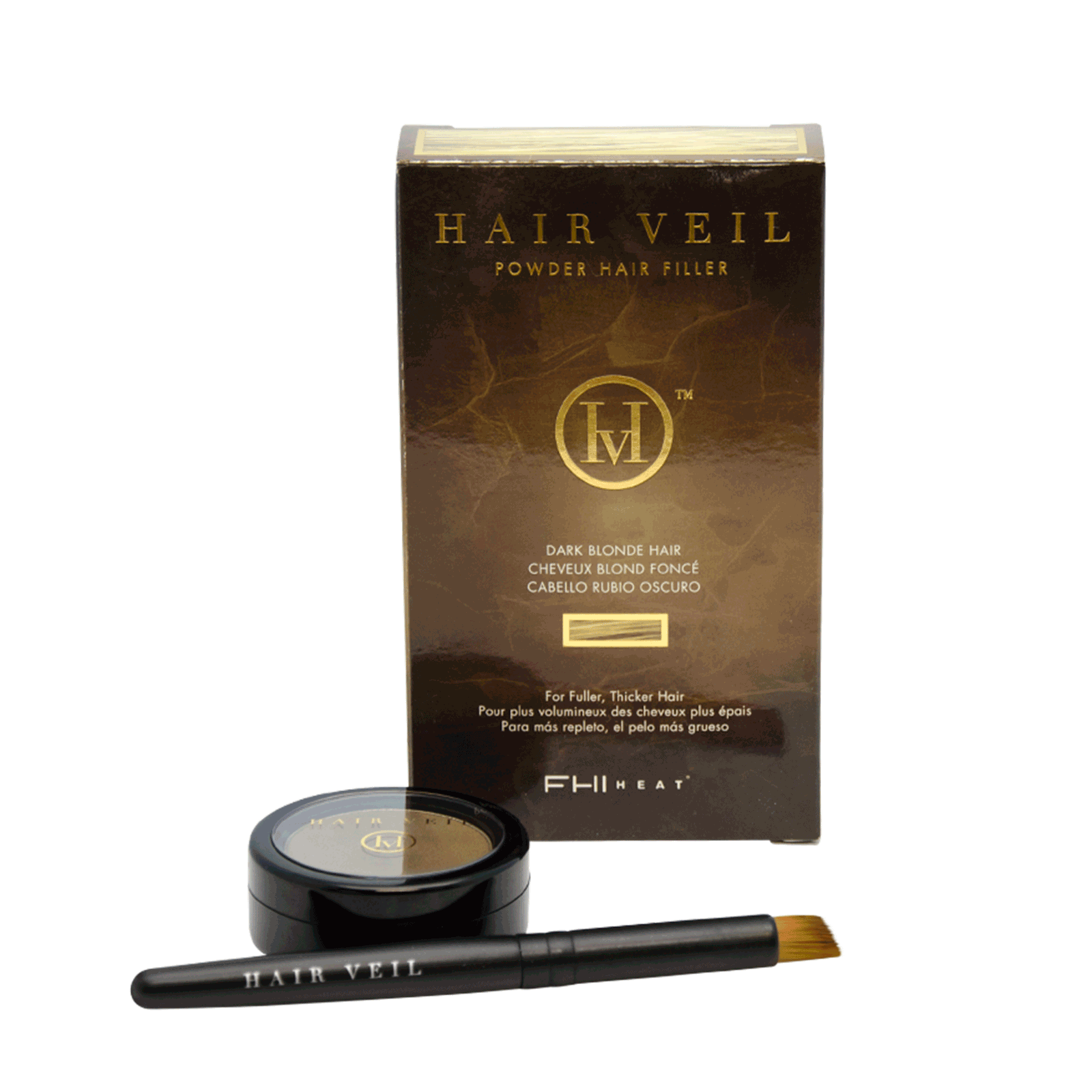 Hair Veil Powder Hair Filler - Dark Blonde