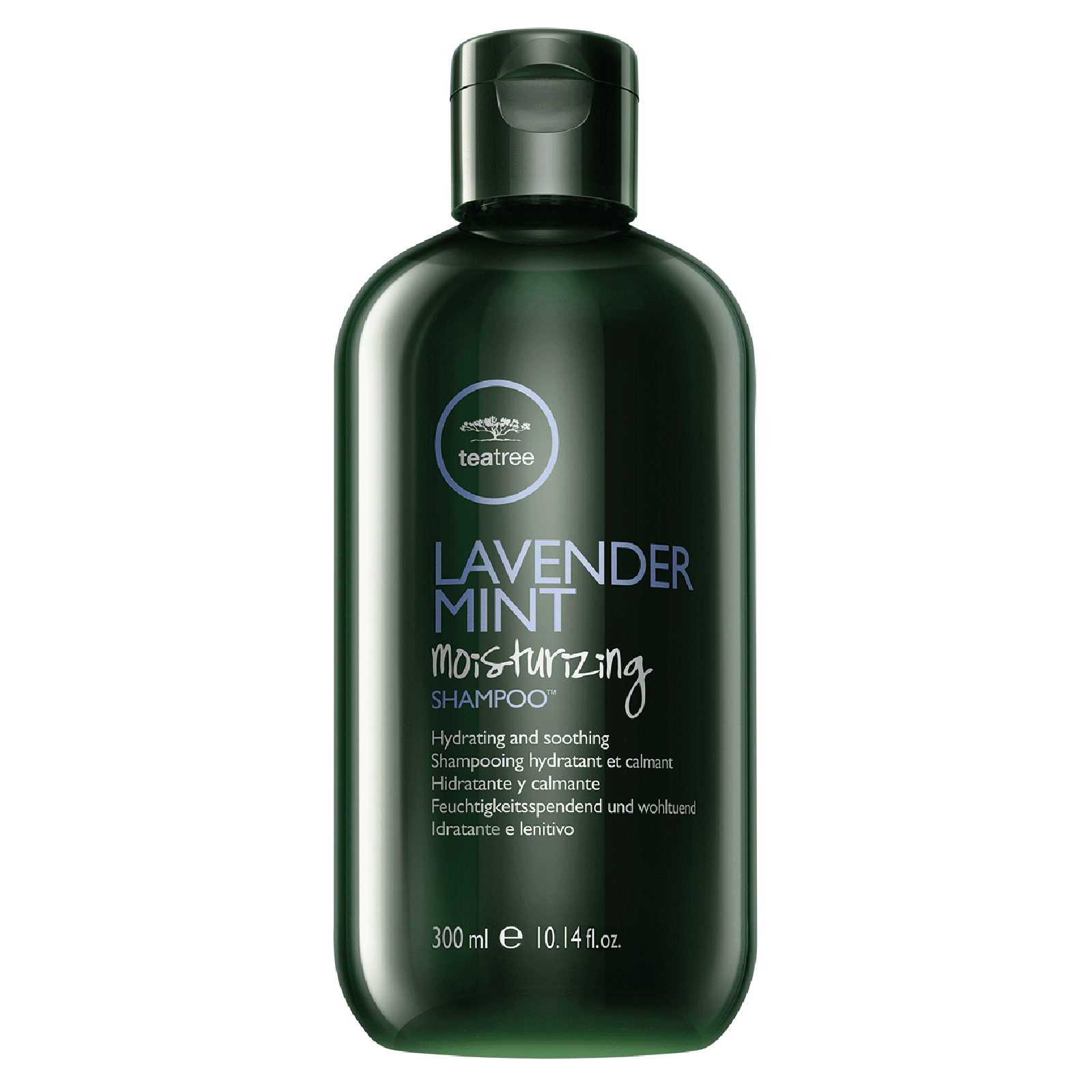 Tea Tree Lavender Mint - Moisturizing Shampoo