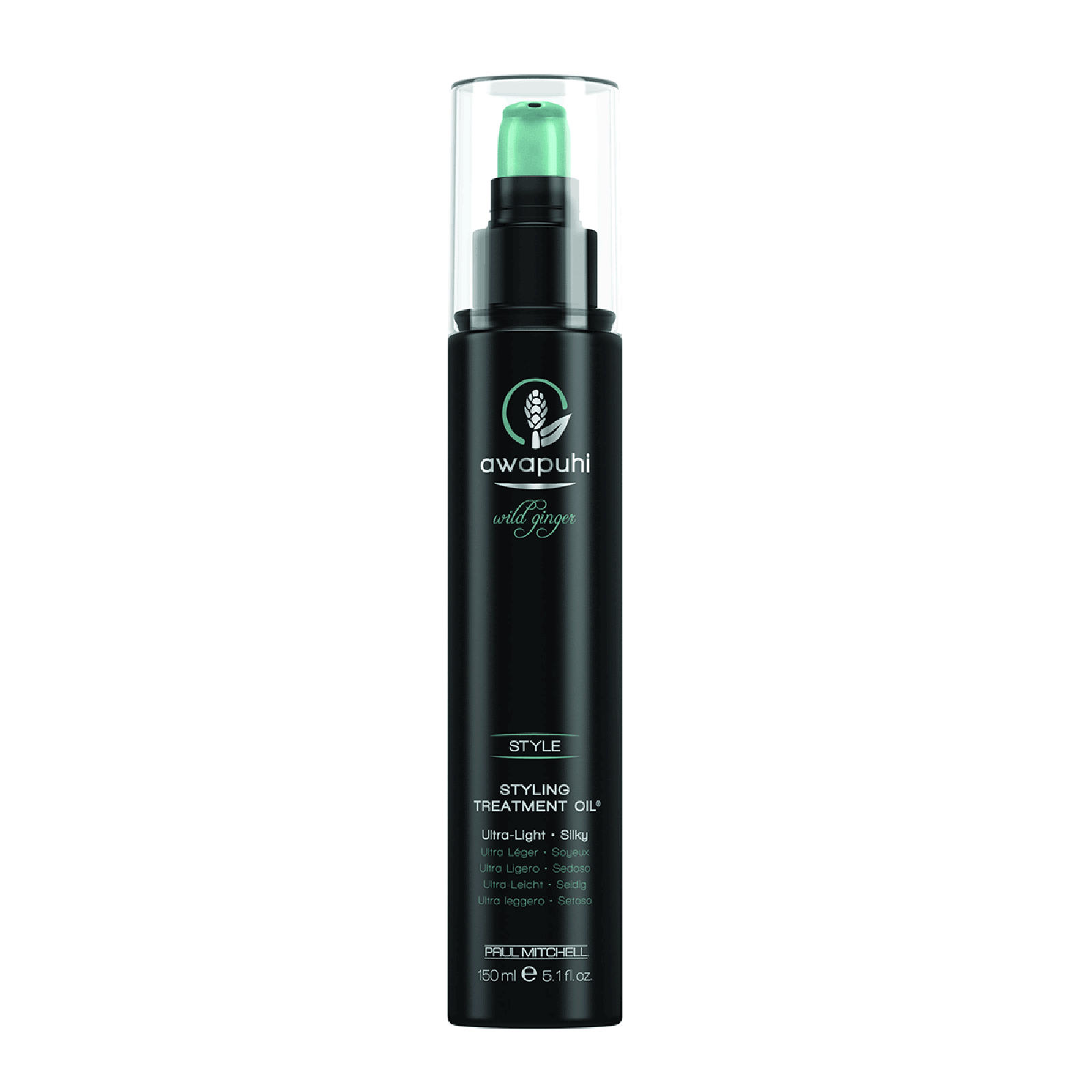 Awapuhi Wild Ginger - Styling Treatment Oil