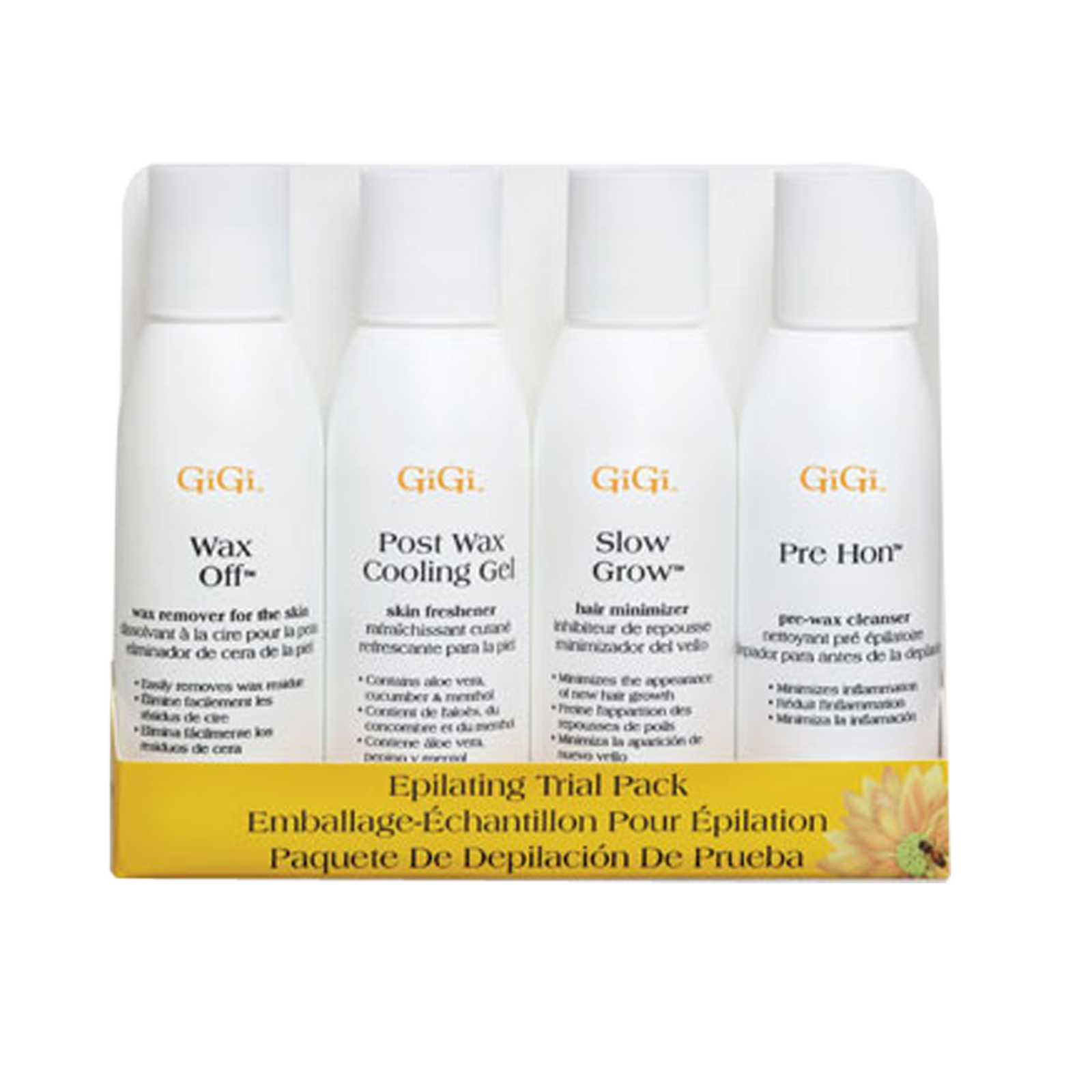 Epilating Lotion Pre-Pack