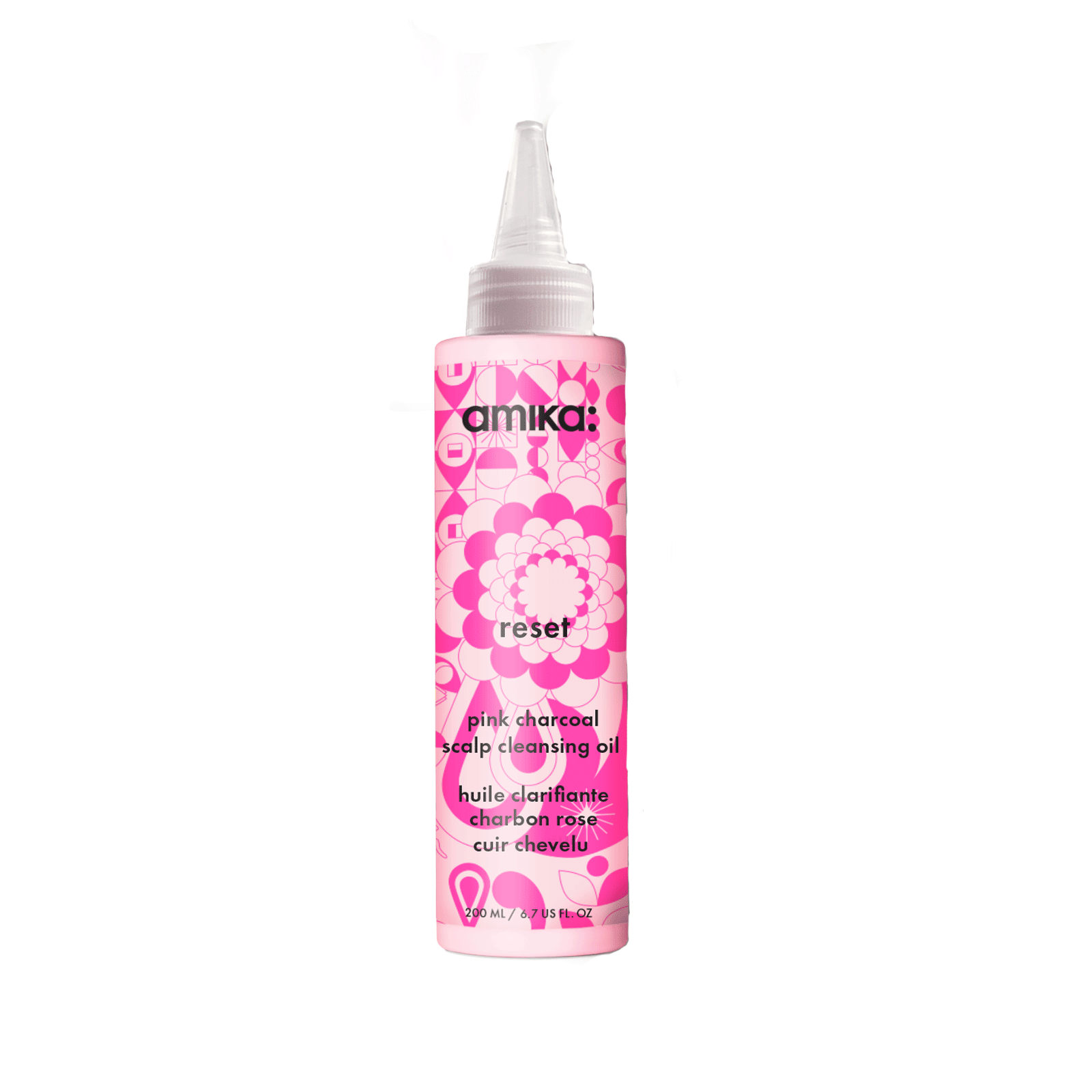 Reset - Pink Charcoal Pre-Cleansing Oil
