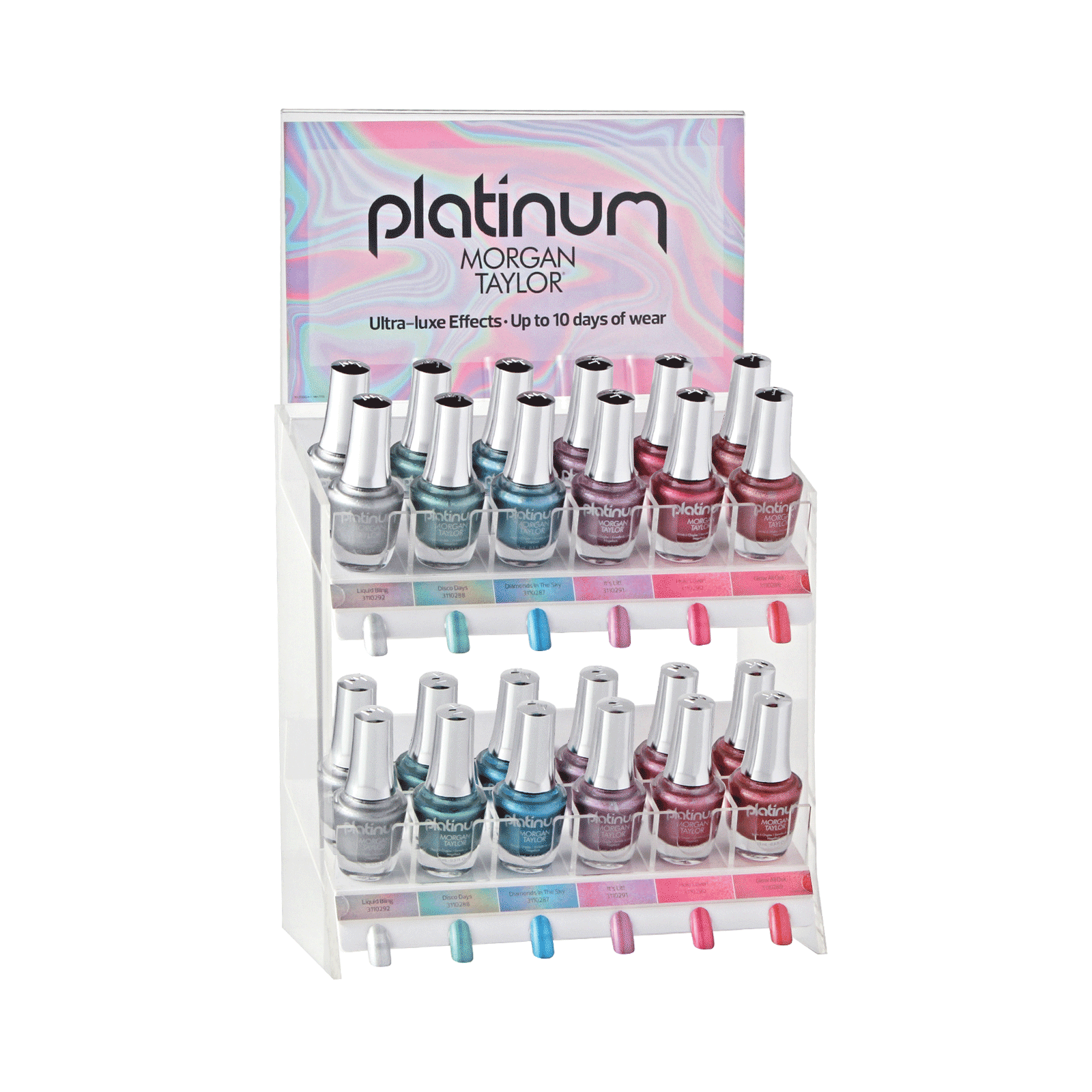Platinum - 24 Count Display