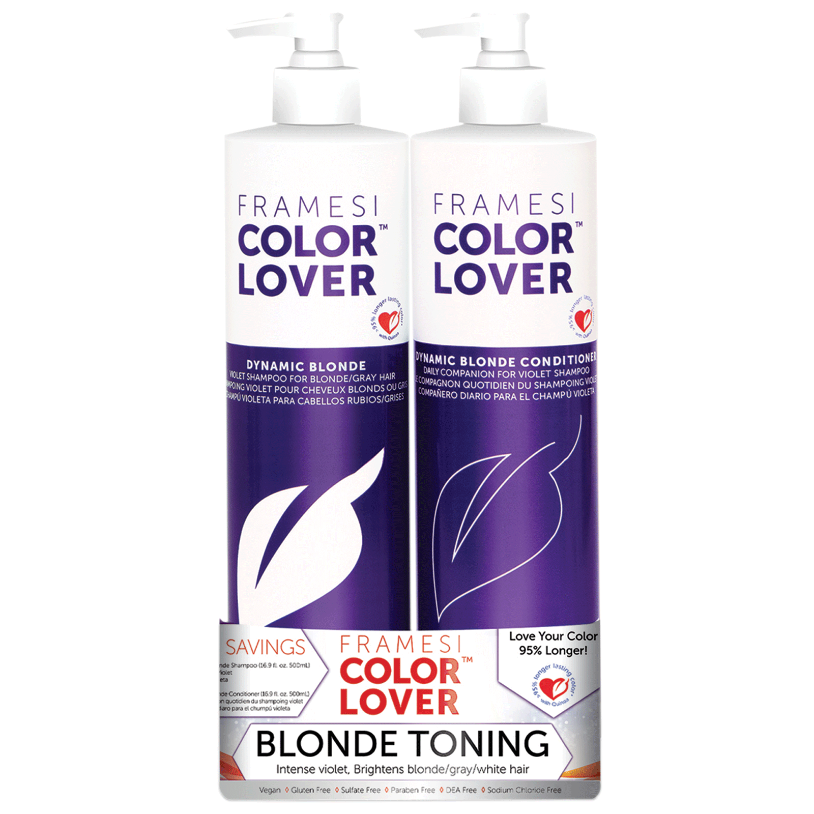 Color Lover Dynamic Blonde Duo