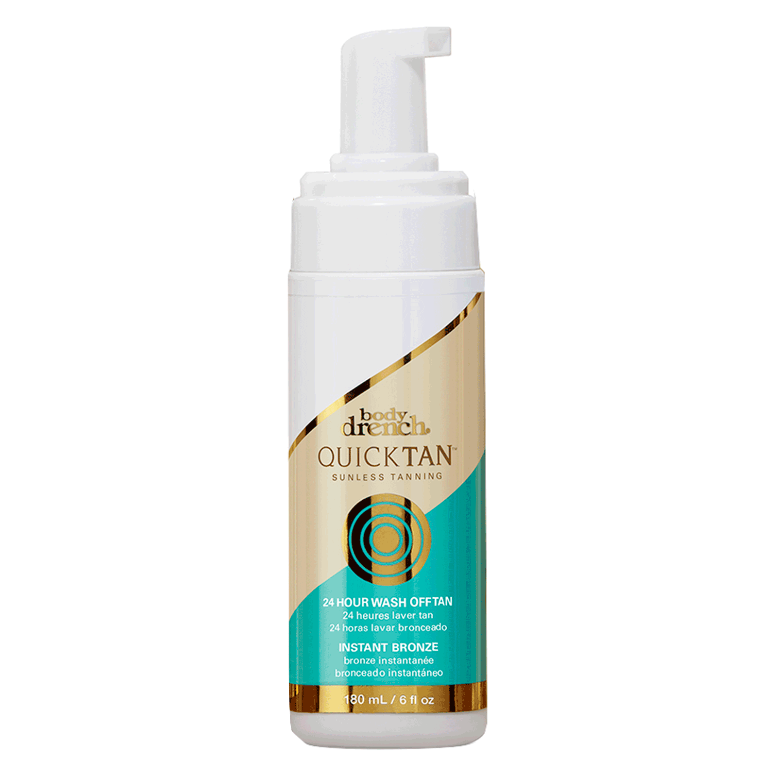Tan Gorgeous Instant Bronze - 24 hour wash off tan