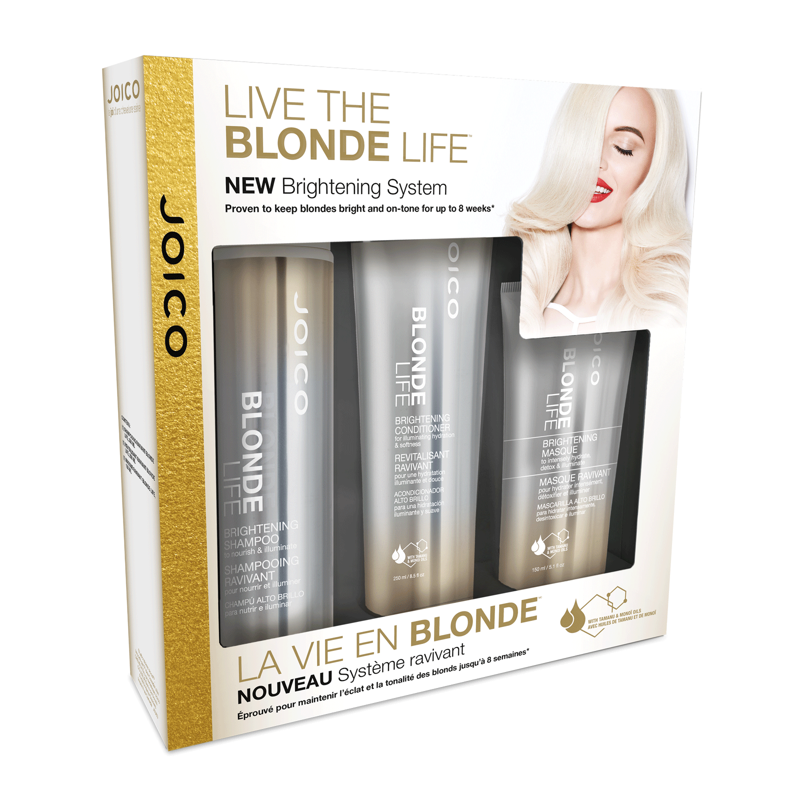 Blonde Life 111