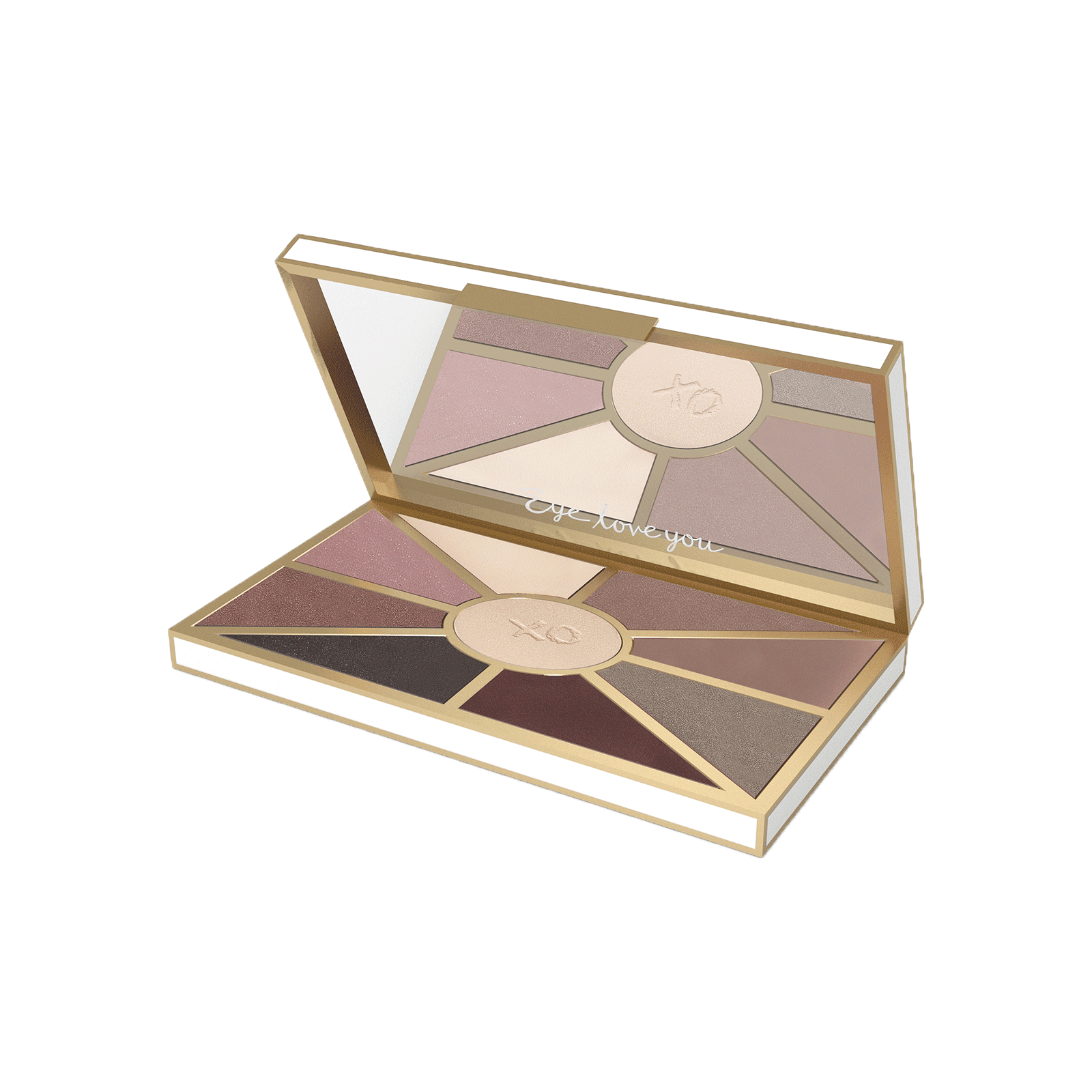 Eyeshadow Collection - Romance