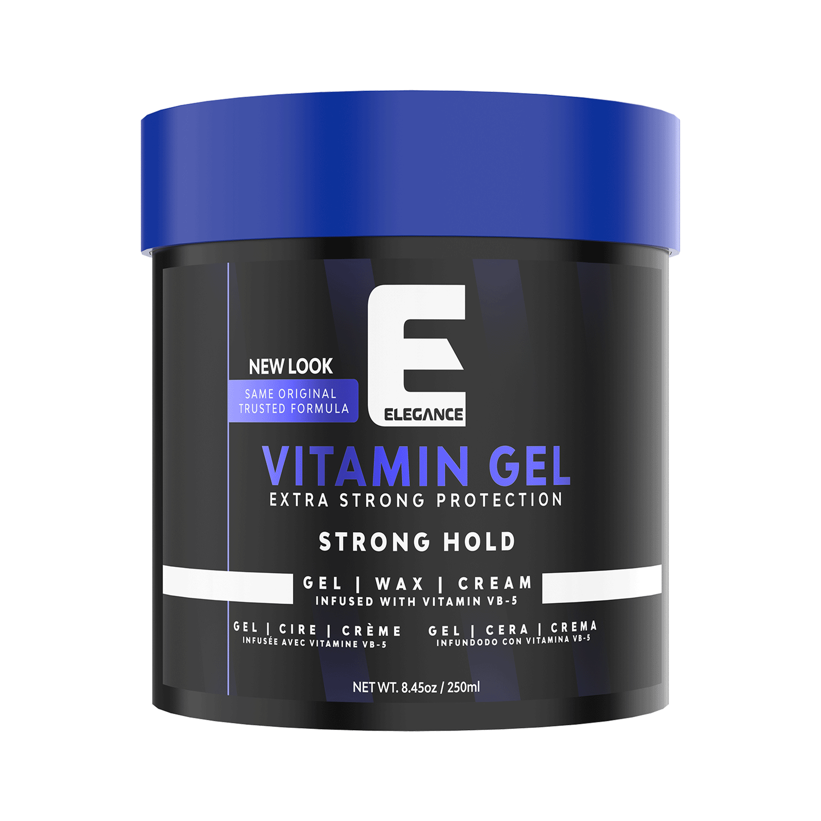 Vitamin Extra Strong Protection Strong Hold Gel
