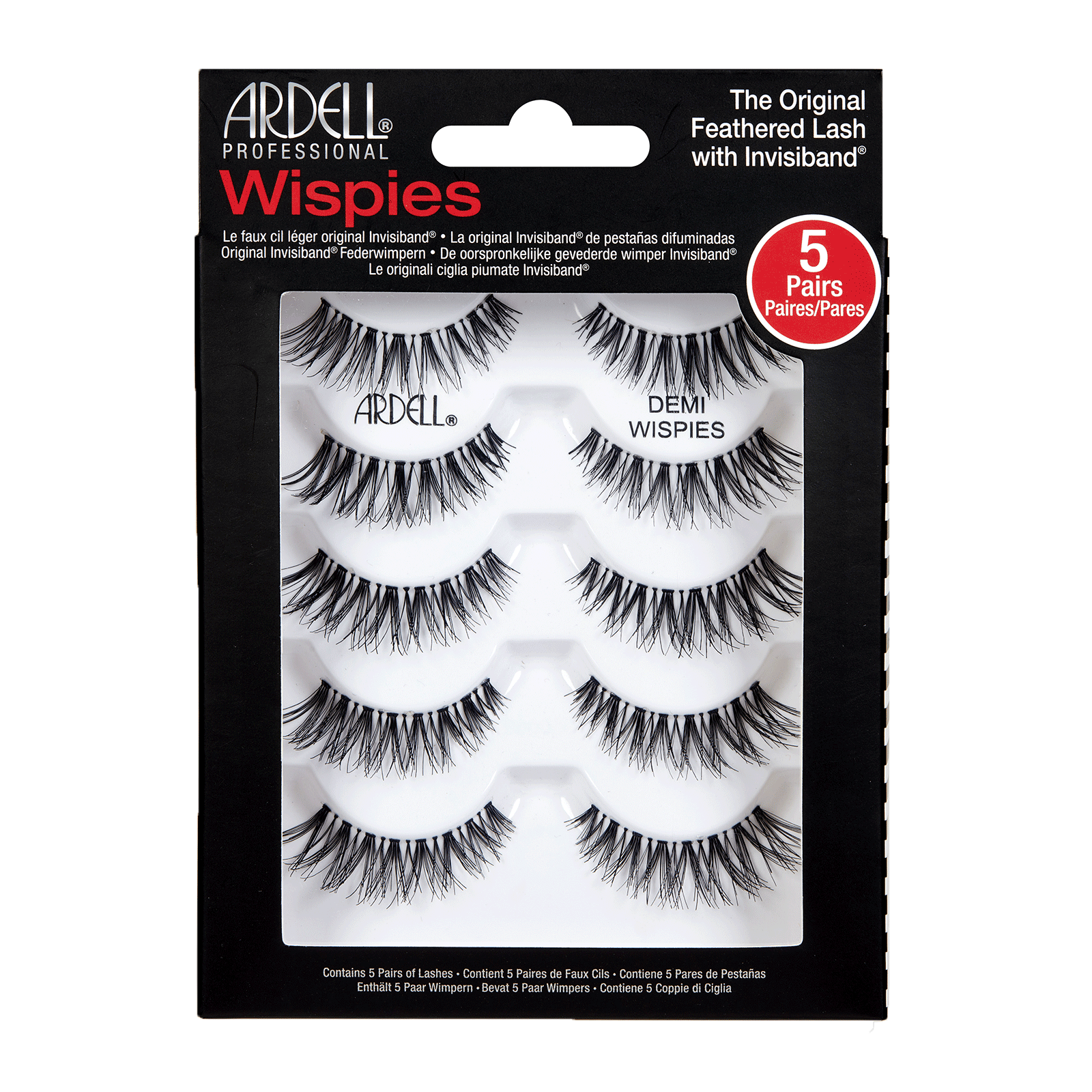 Demi Wispies - 5 pack