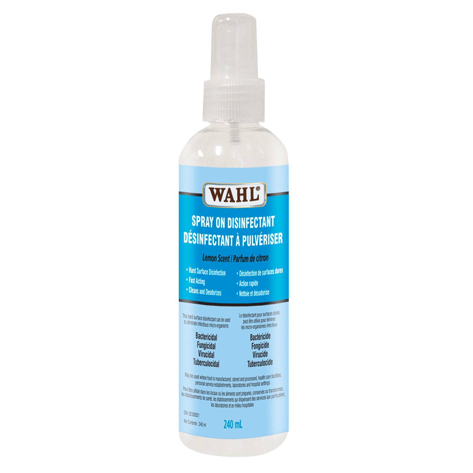 Spray on Disinfectant 240 ml