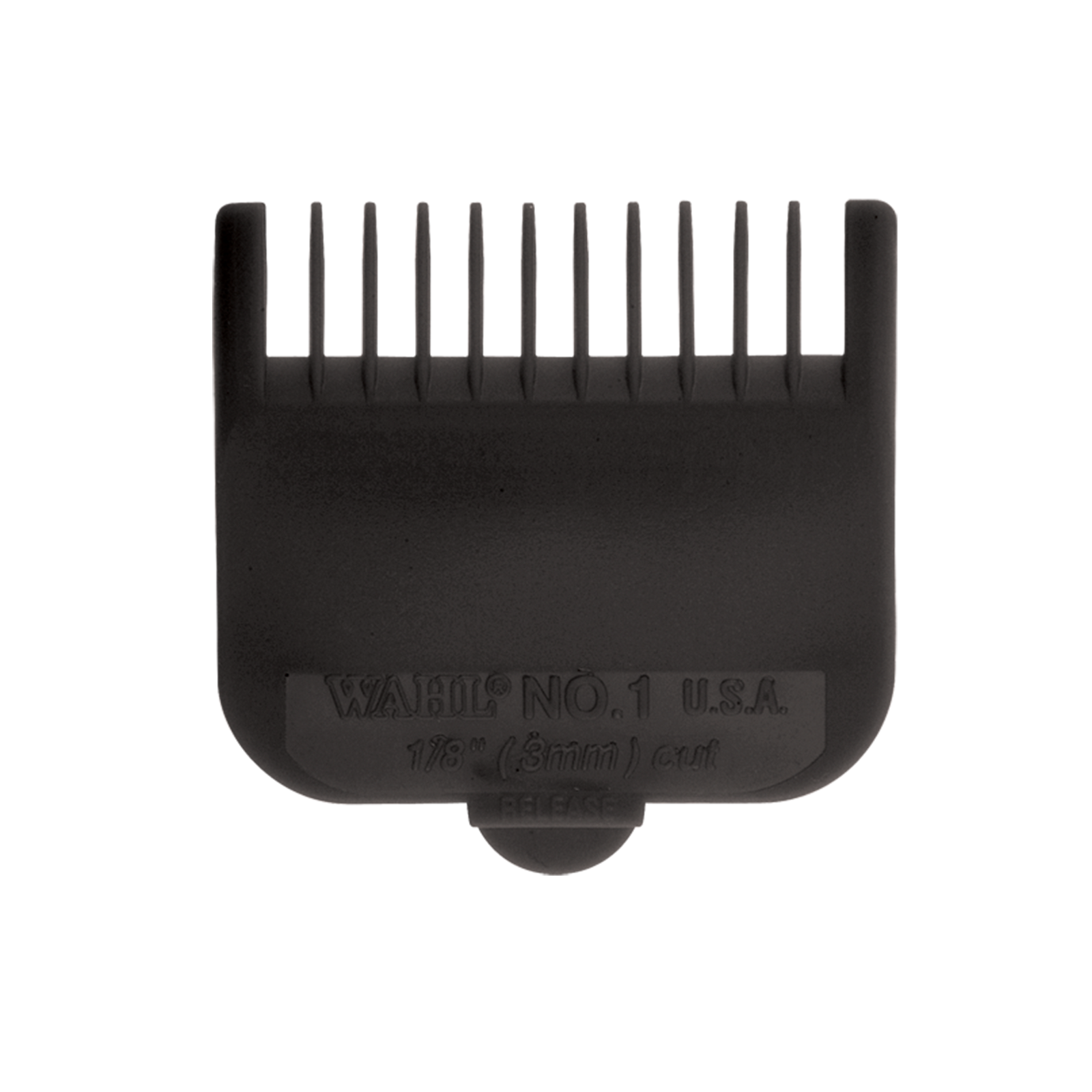 Attachment Comb Black #1