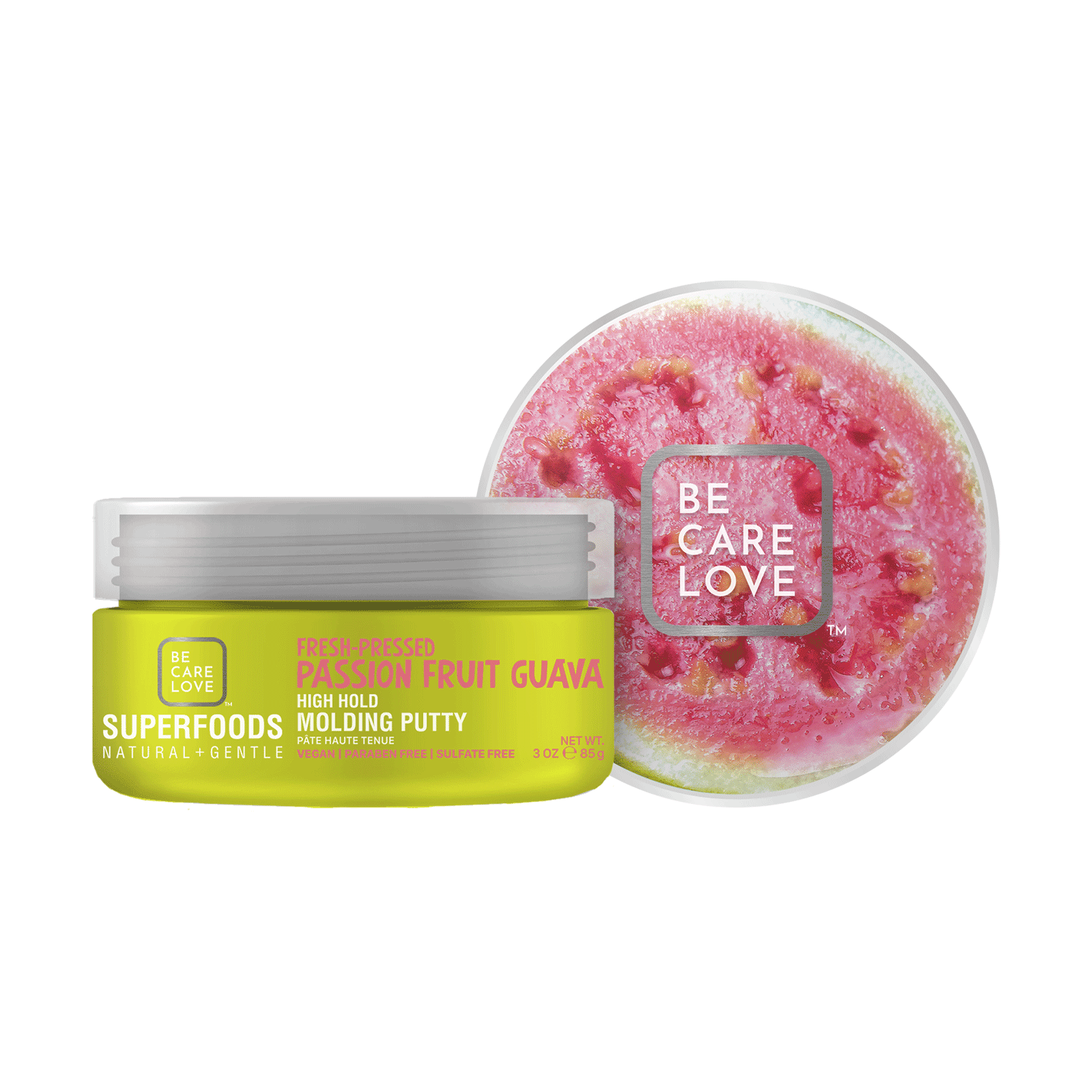 Fresh-Pressed Passion Fruit Guava High Hold Molding Putty