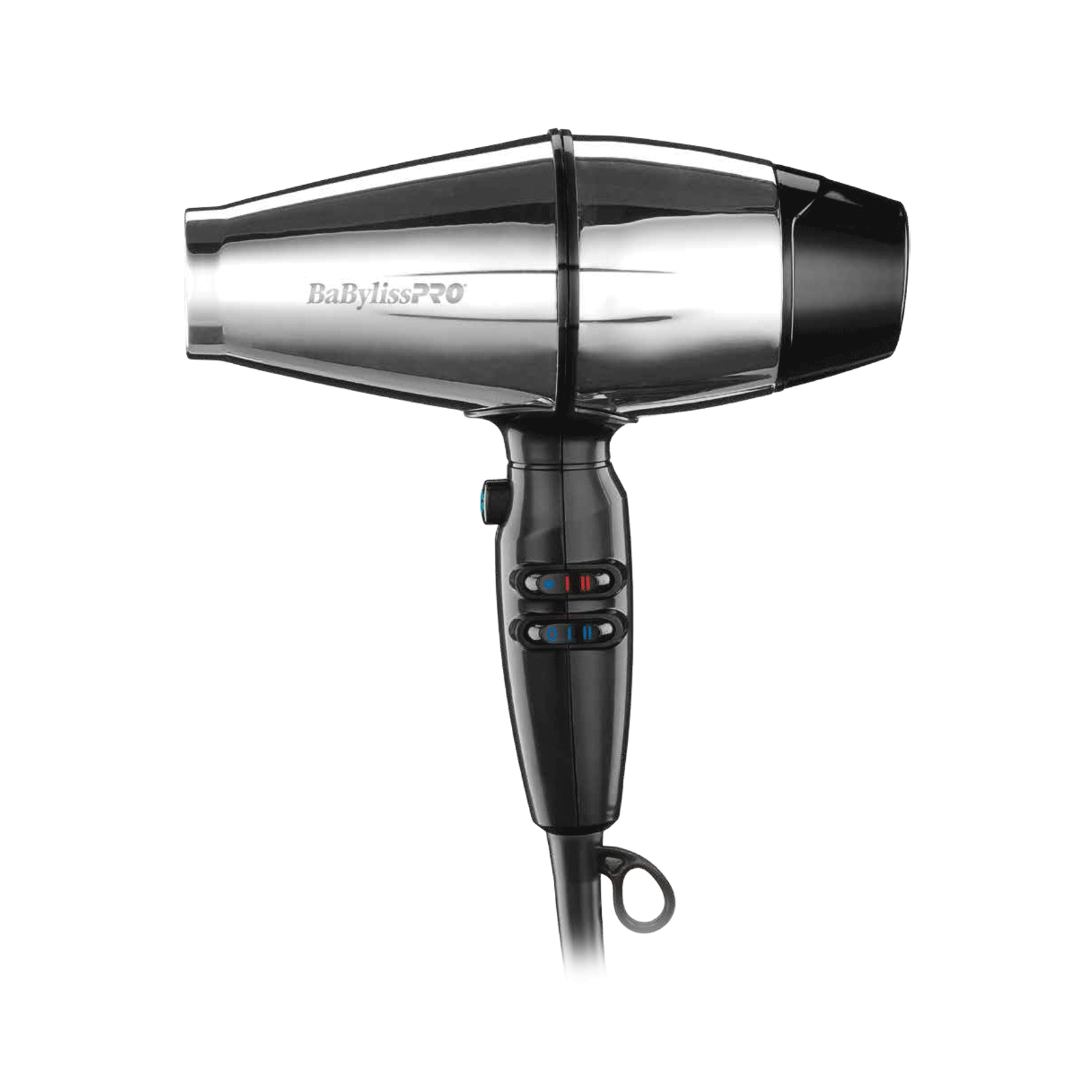 BaByliss Pro Stainless Steel Hairdryer