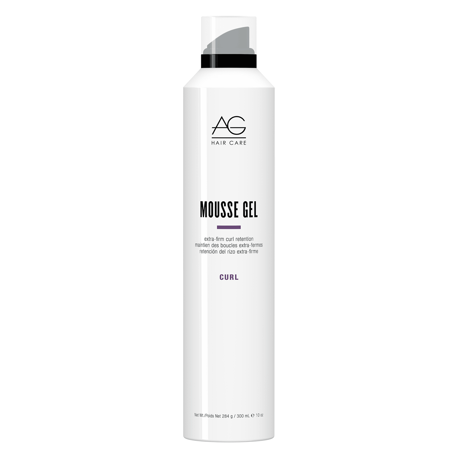 Mousse Gel Extra Firm