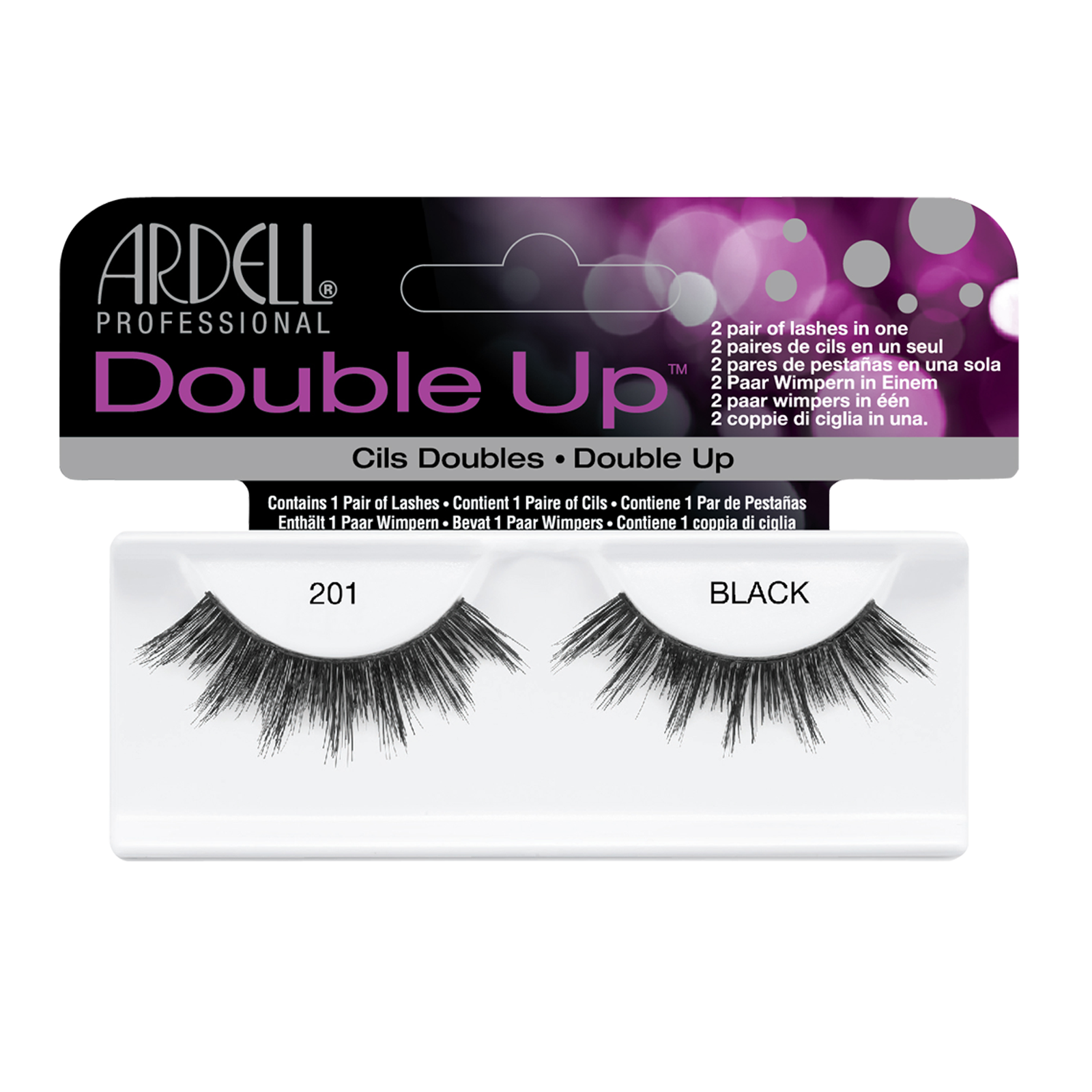 #201 Double Up Lashes