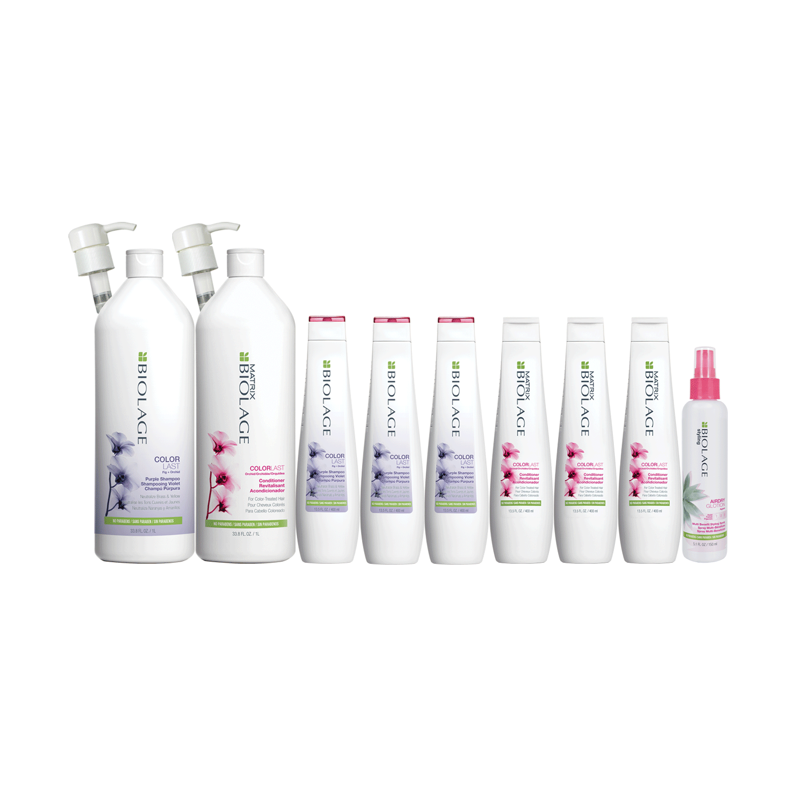 Biolage Colorlast Purple Salon Intro