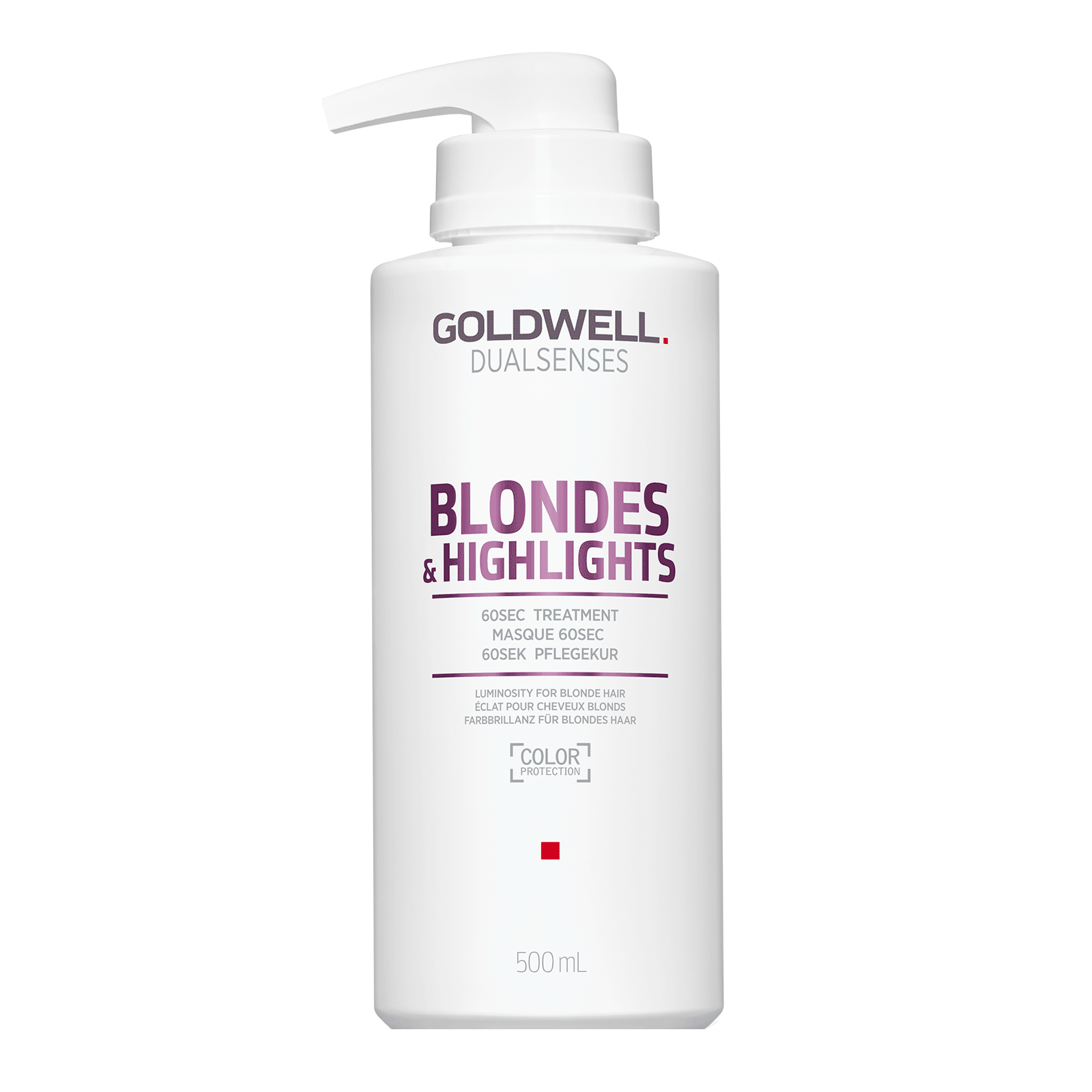 Dualsenses - Blonde & Highlights 60 Second Treatment