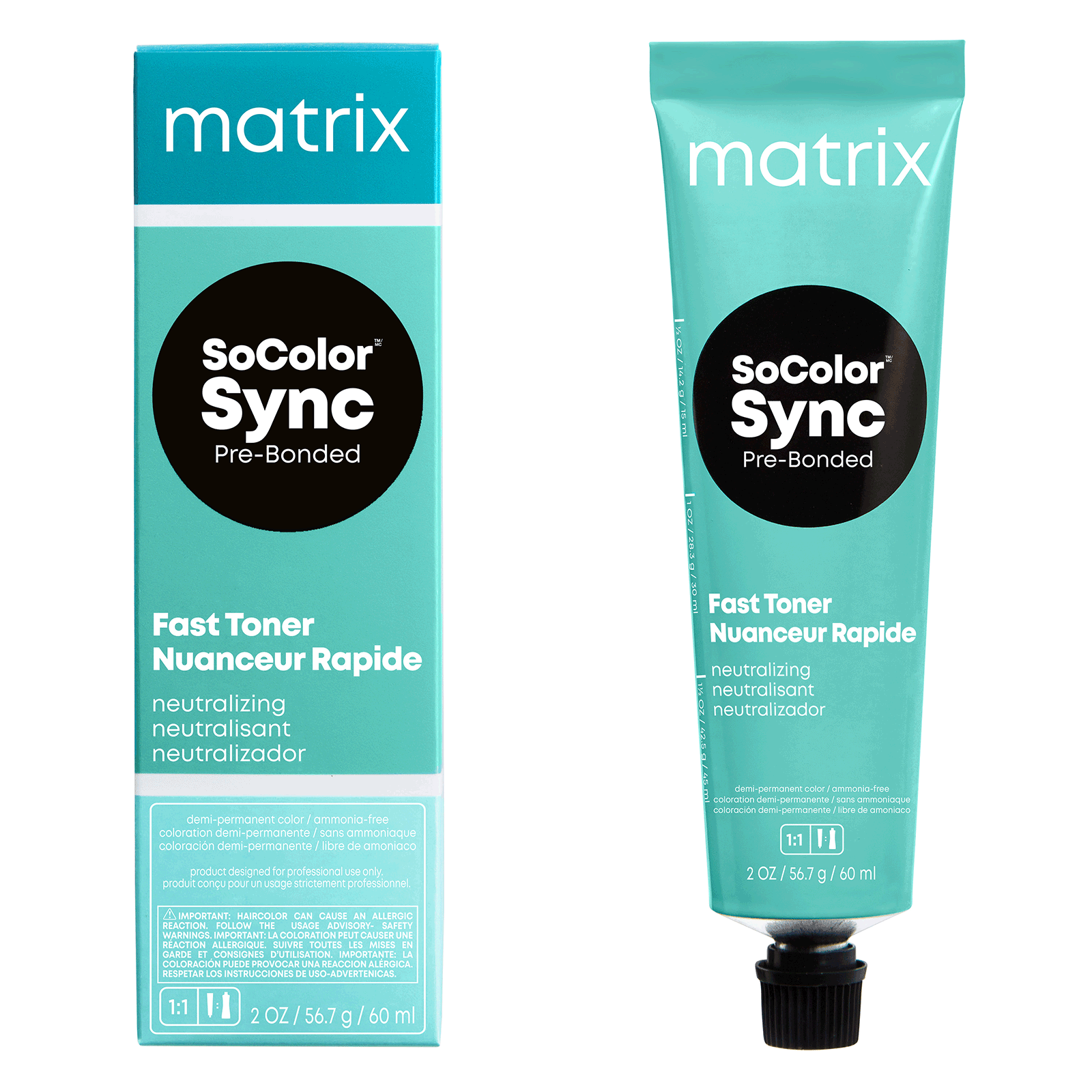 Color Sync 5-Minute Fast Toners