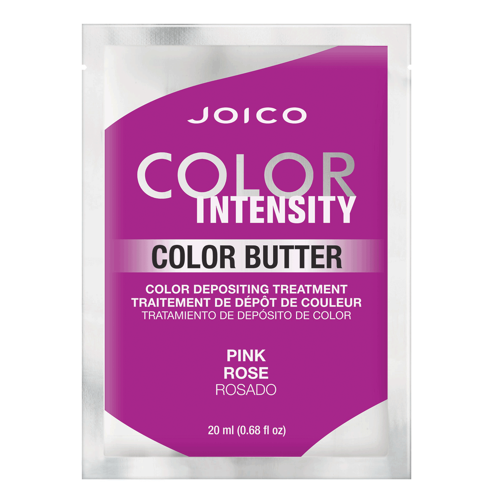 Color Intensity Color Butter Packette