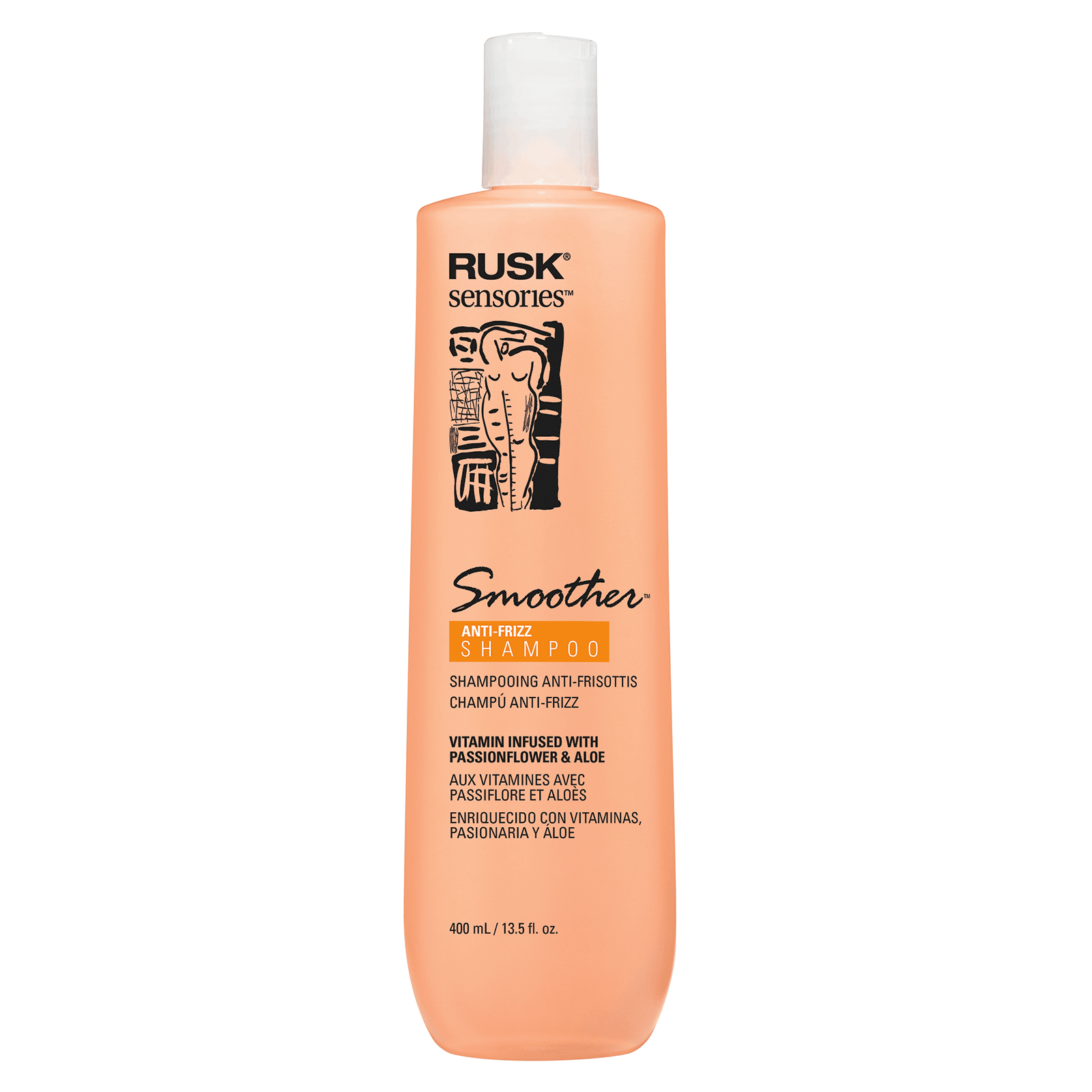 Sensories Smoother Shampoo