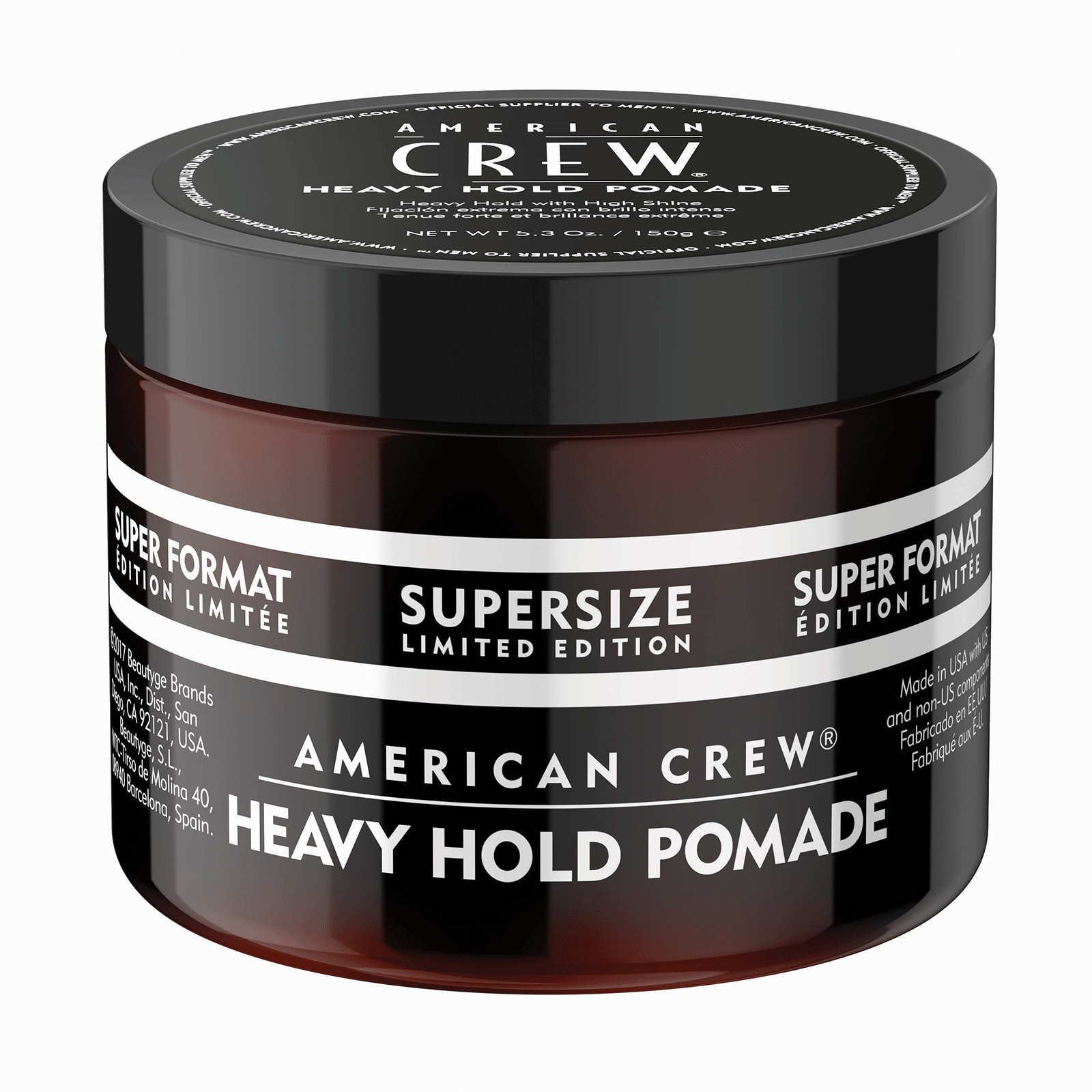 Heavy Hold Pomade - Super Size