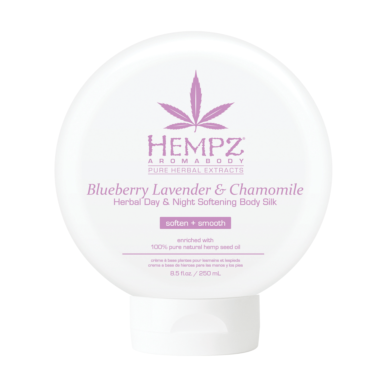 Blueberry Lavender & Chamomile Softening Body Silk