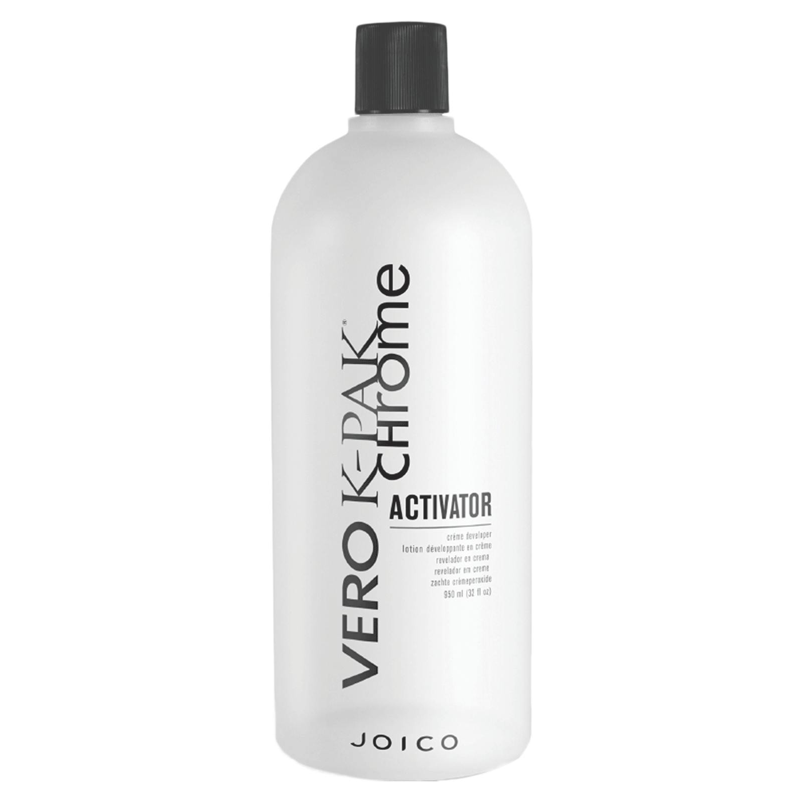 Chrome Activator® No-Lift Crème Developer