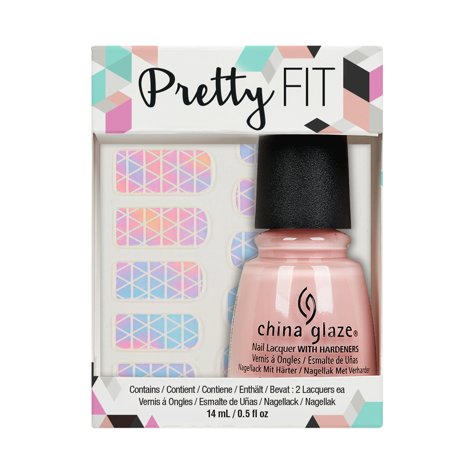 Pretty Fit Nail Art