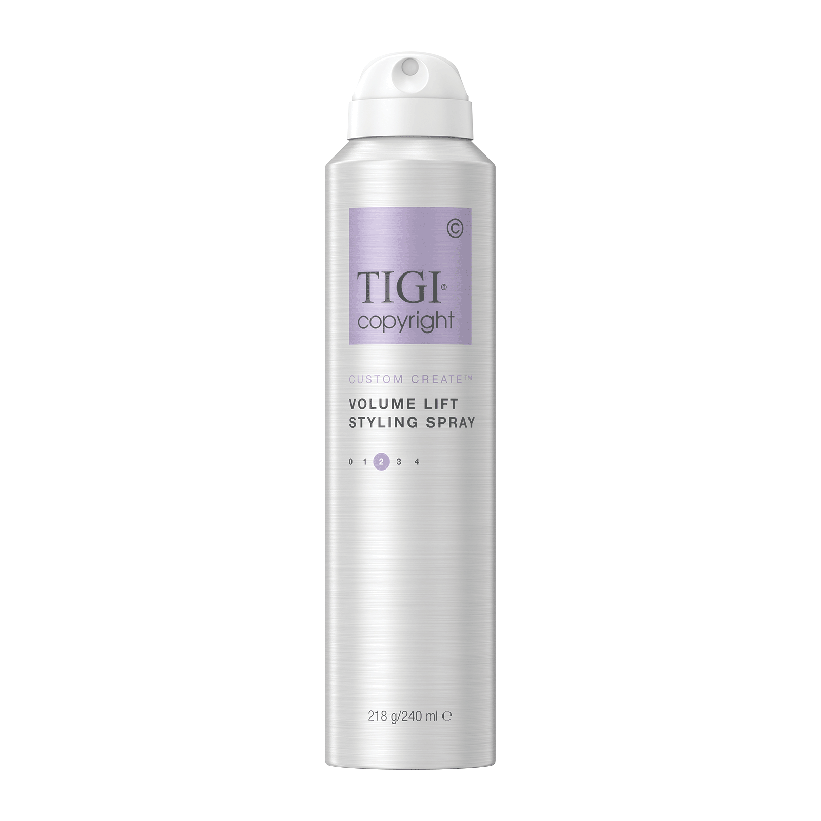 Copyright Volume Lift Styling Spray
