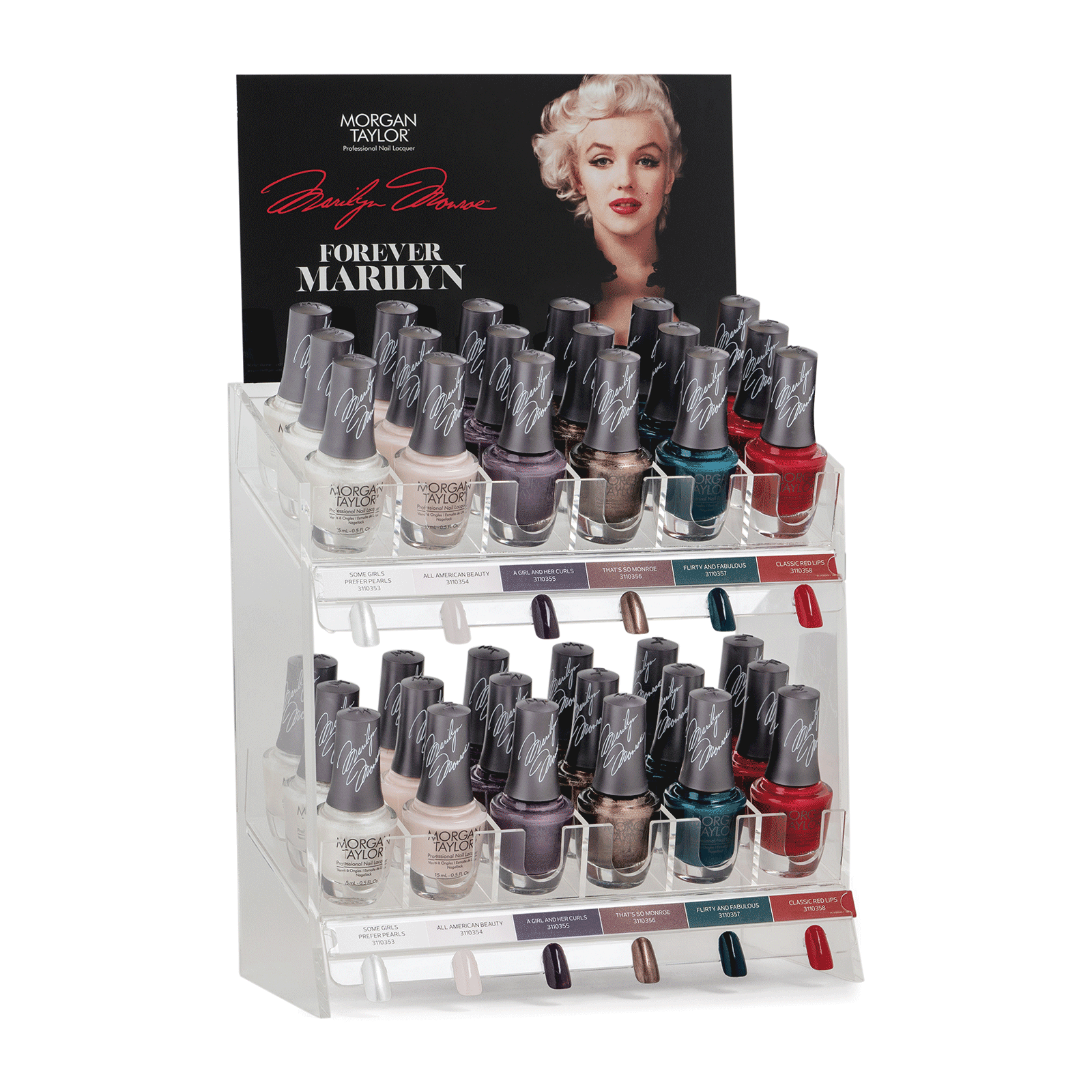 Forever Marilyn Collection - 36 Piece Pack