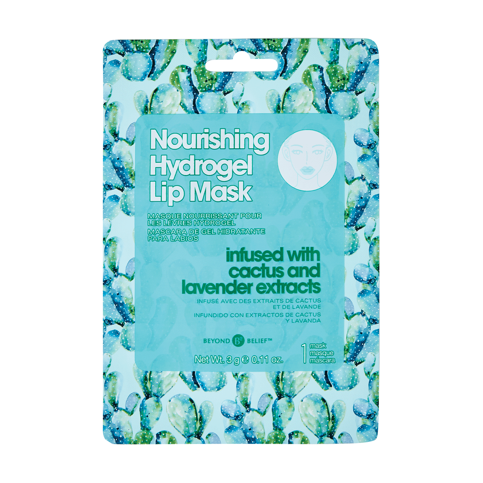 Nourishing Hydragel Lip Mask