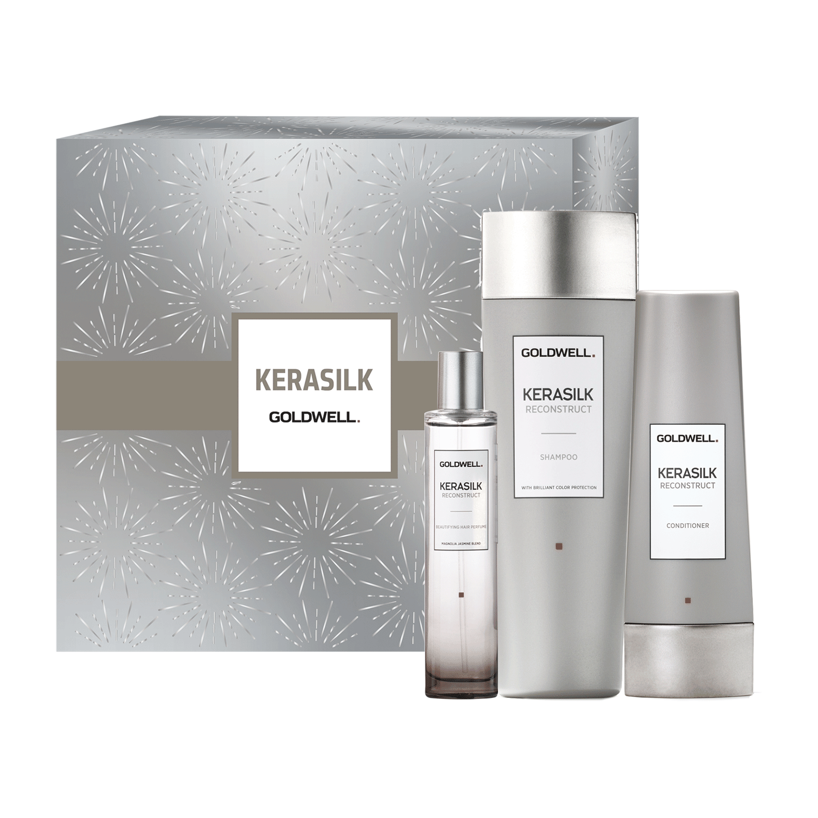 Kerasilk Reconstruct Holiday Set