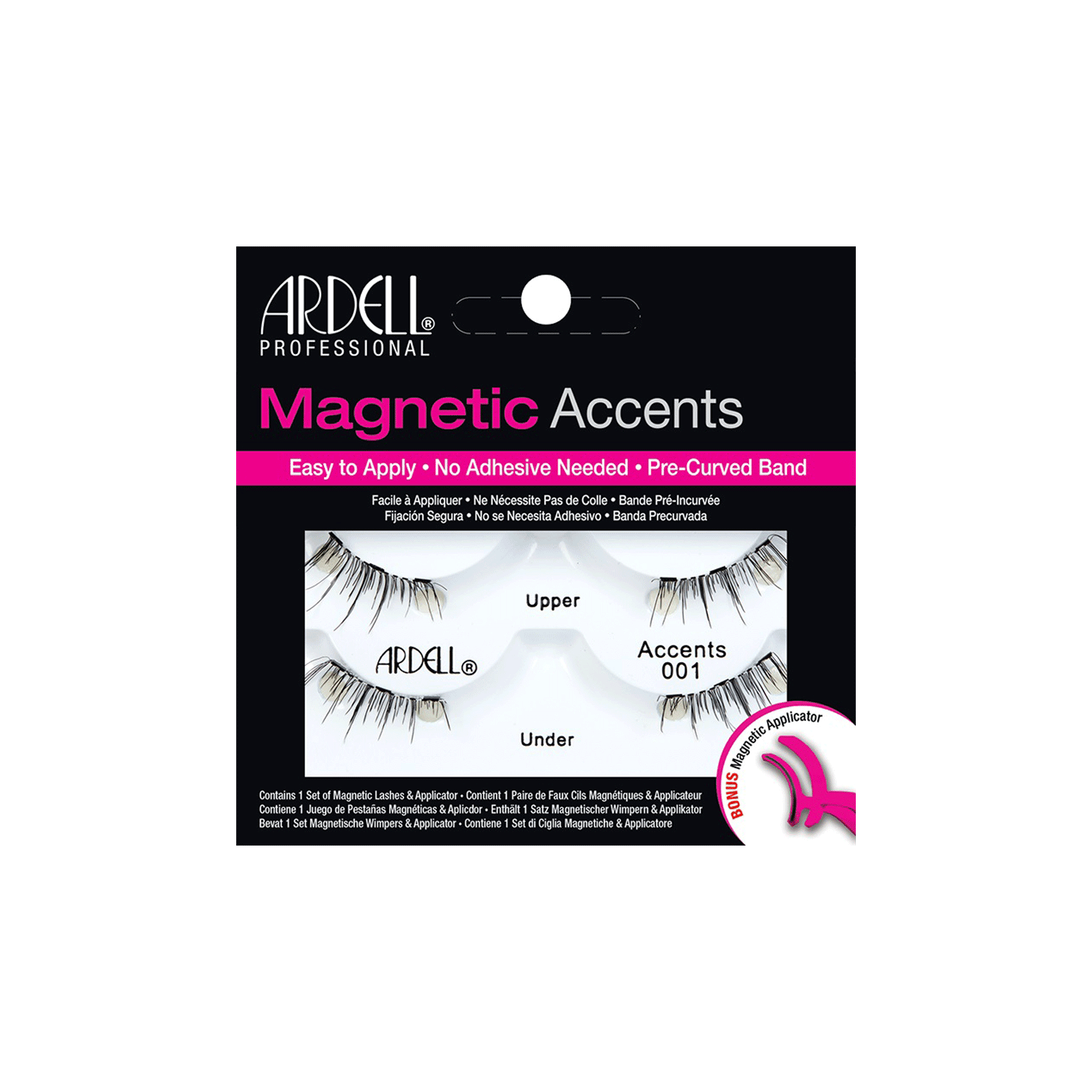 Accent 001 Magnetic Lash