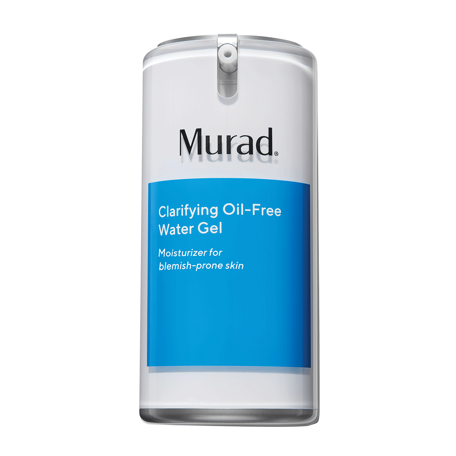 Acne Control Clarifying Oil-Free Water Gel Moisturizer