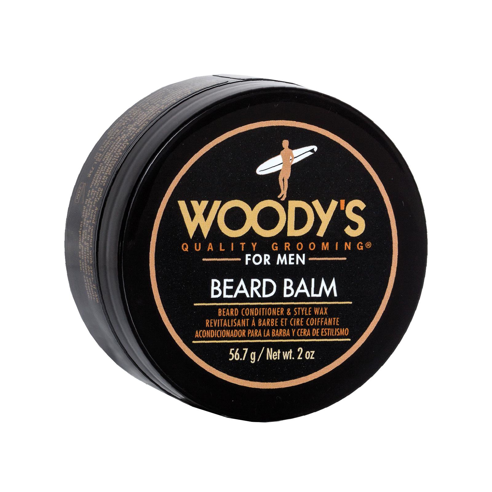 beard grooming kit with free beanie woodys cosmoprof. Black Bedroom Furniture Sets. Home Design Ideas