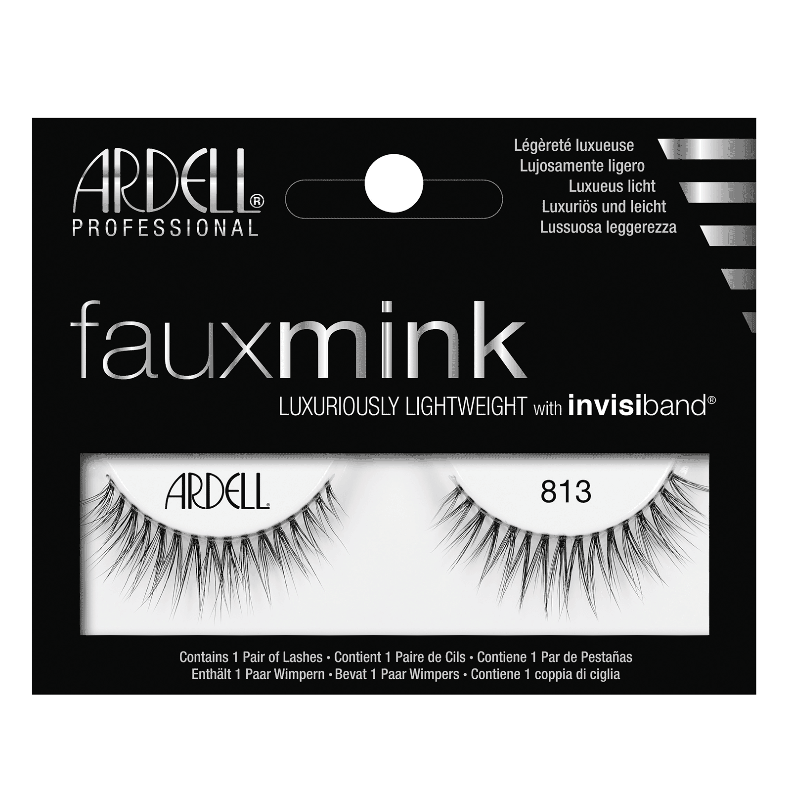 Faux Mink Eyelashes #813