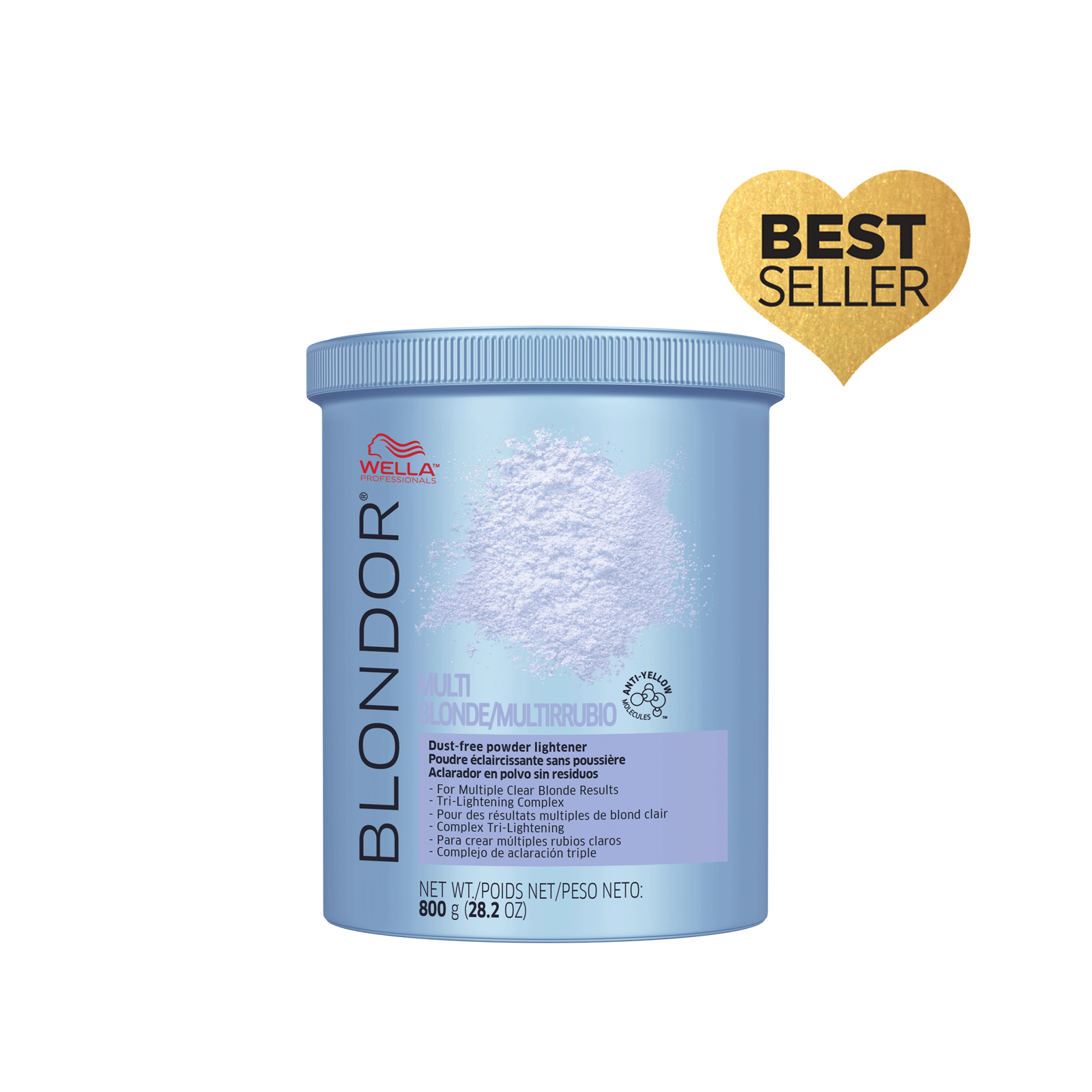 Blondor Multi Blonde Powder Wella Cosmoprof