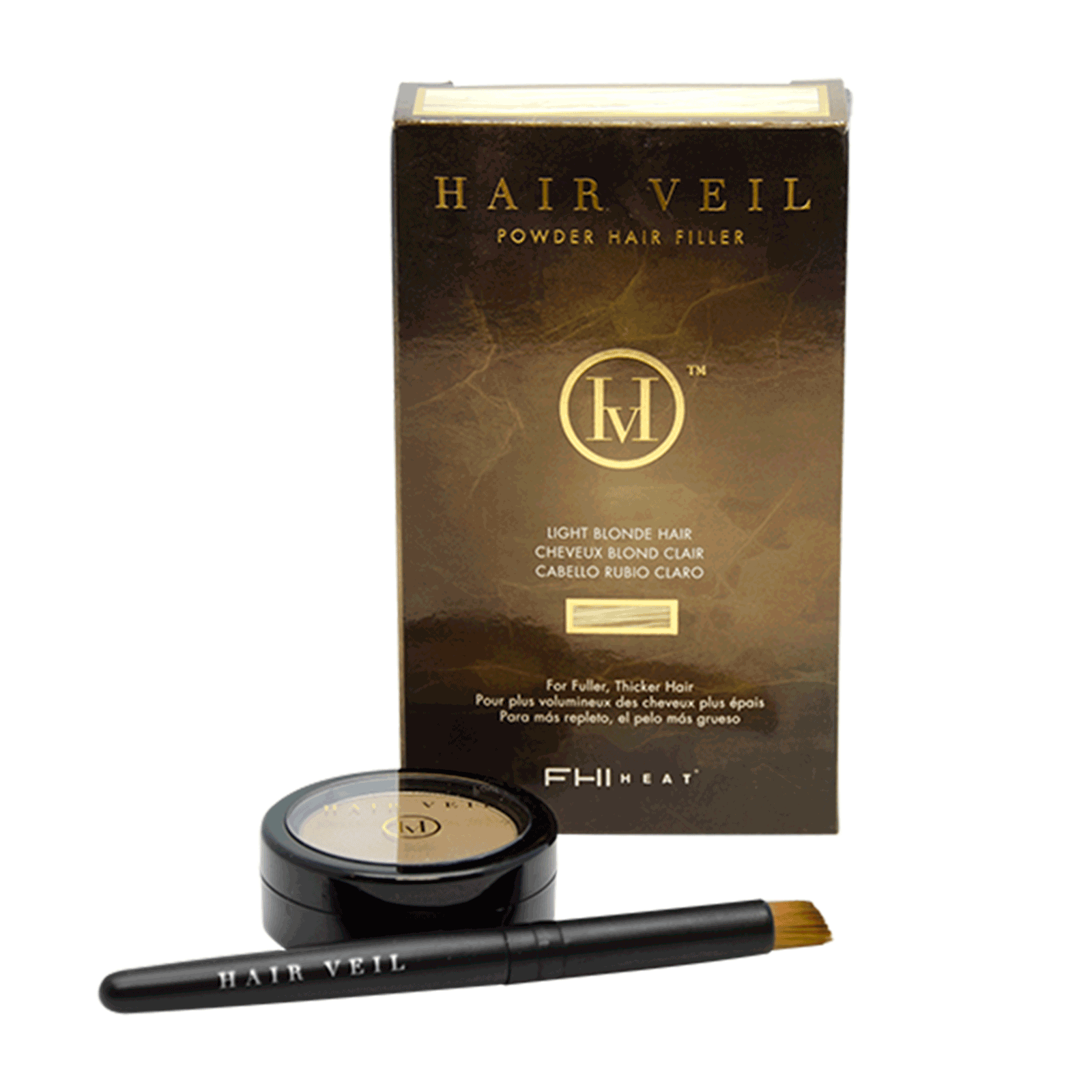 Hair Veil Powder Hair Filler - Light Blonde