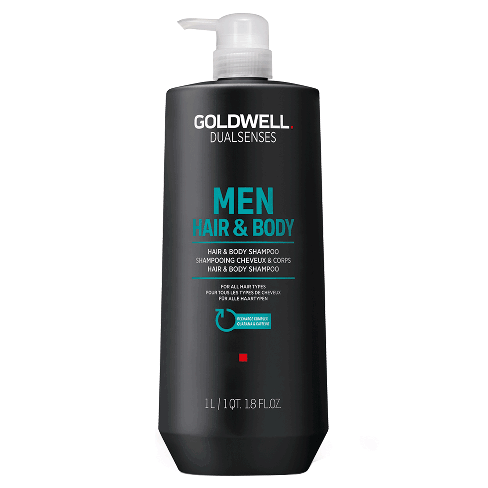 Dualsenses Men - Hair & Body Shampoo