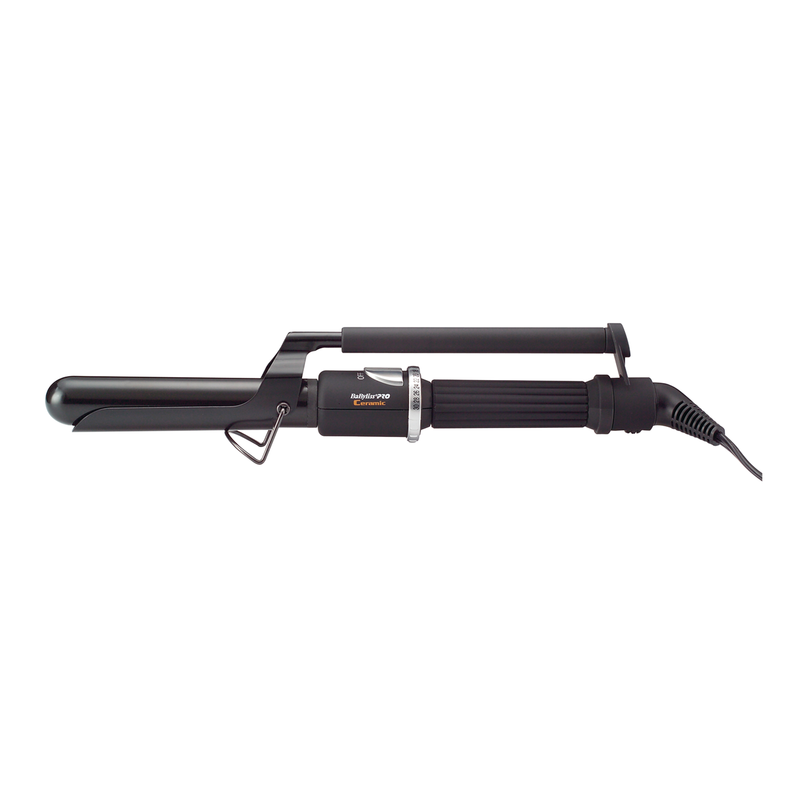 Black Ceramic Marcel Curling Iron 1 inch