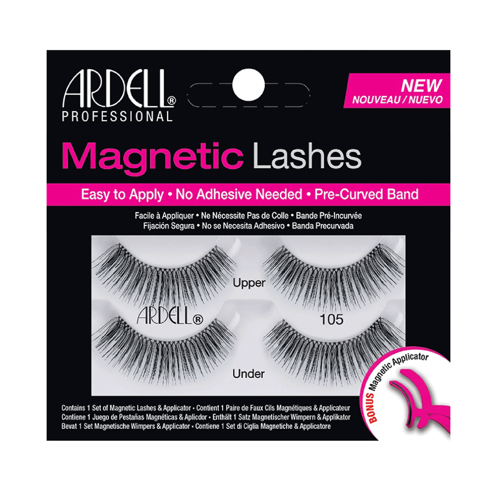 Natural 105 Magnetic Lashes