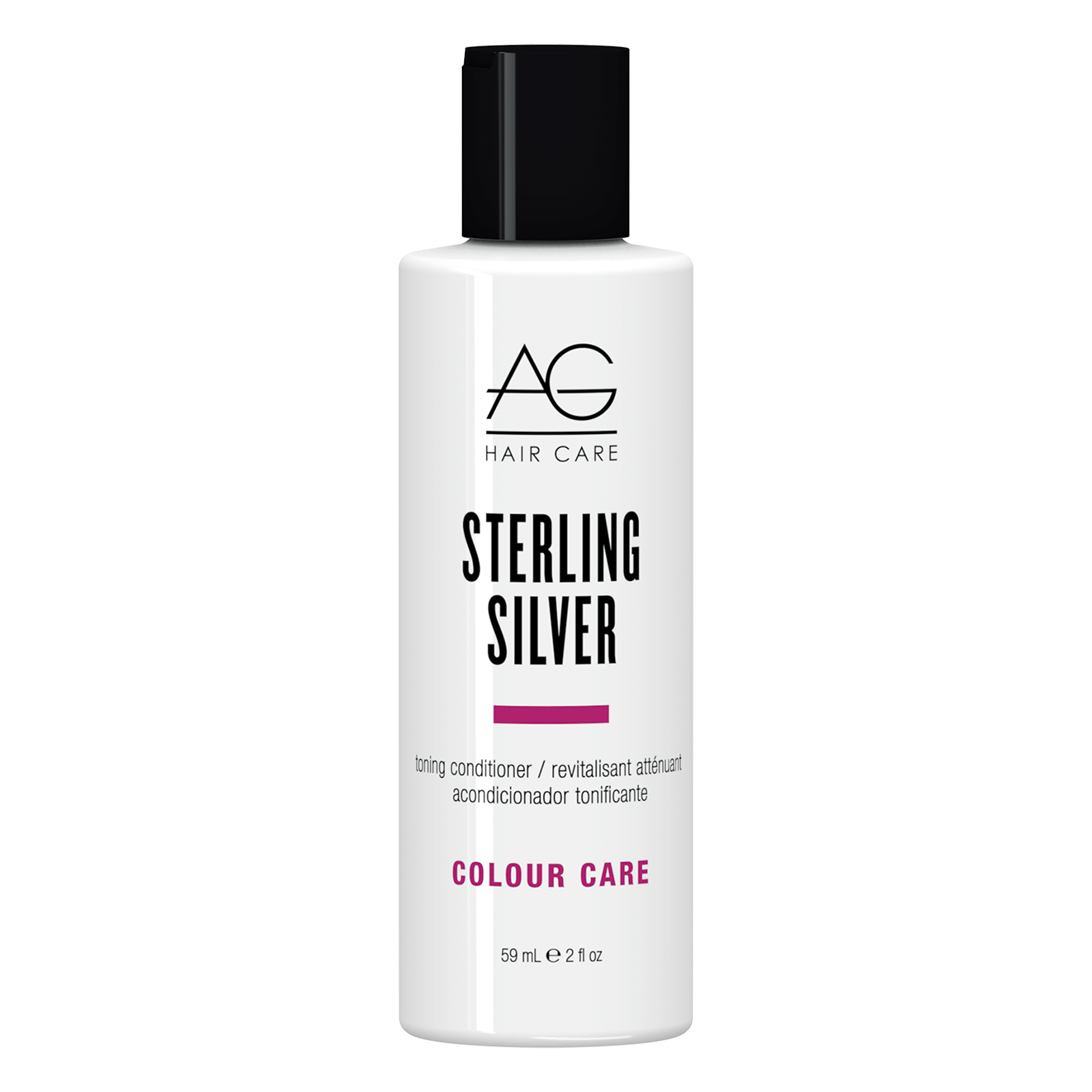 Sterling Silver Conditioner - Travel Size